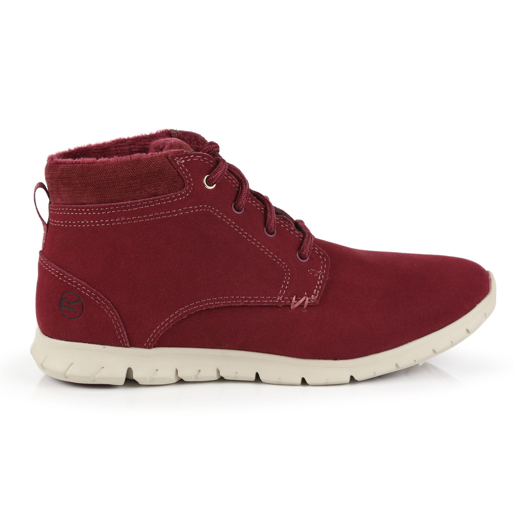Regatta Great Outdoors Womens/Ladies Marine Suede Leather Thermo Ankle Boots