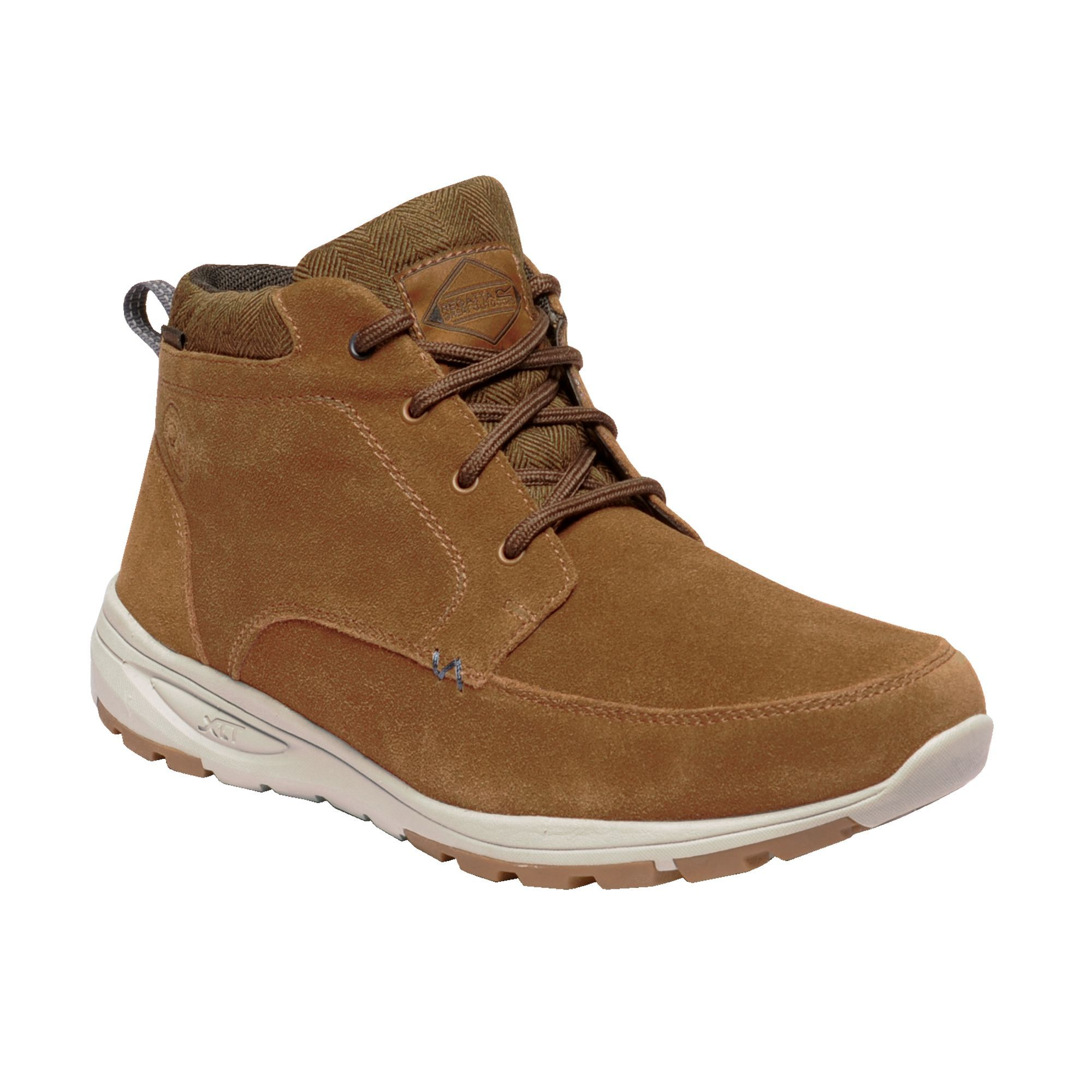 Regatta Great Outdoors Mens Marine Suede Leather Thermo Boots