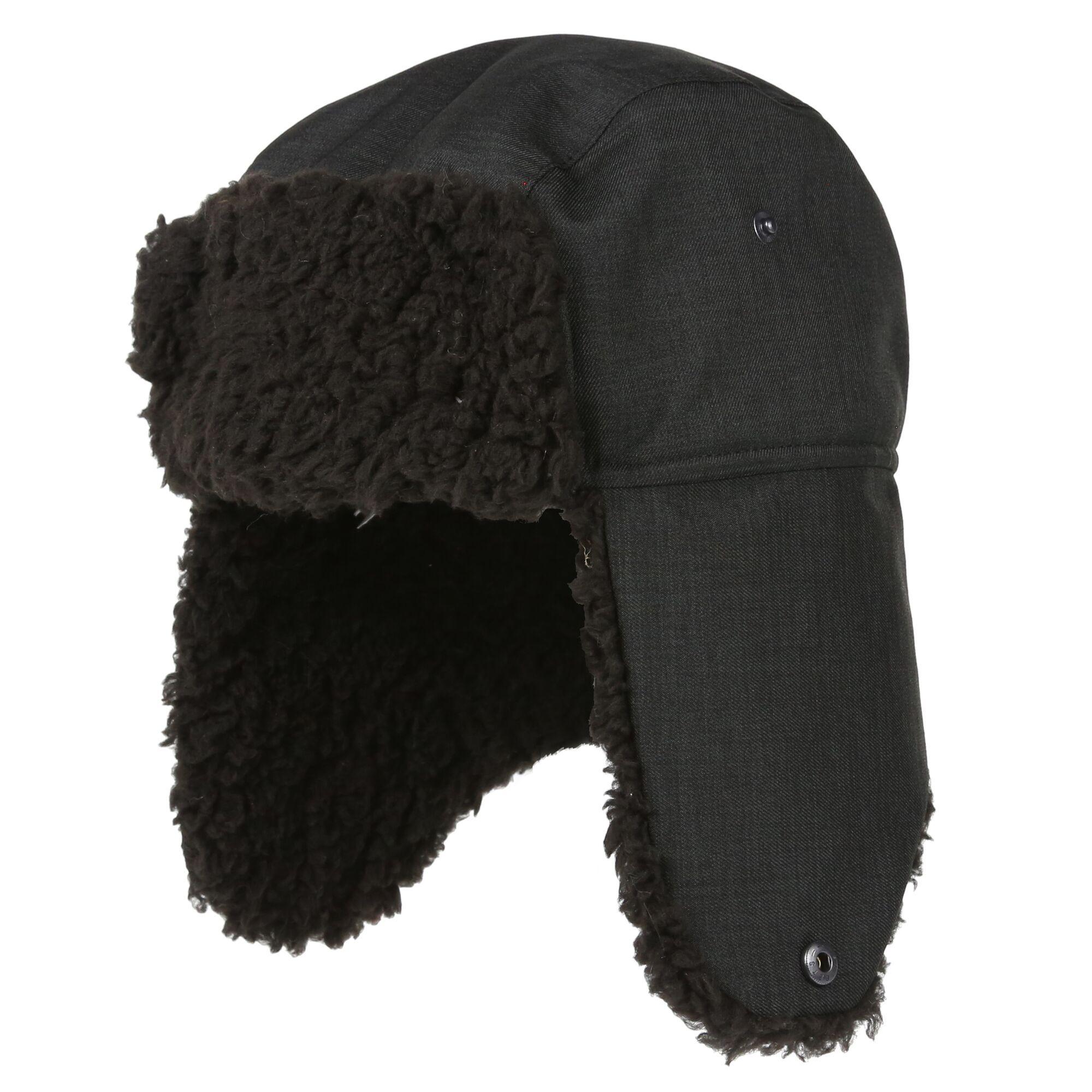 Regatta Great Outdoors Mens Halian II Fleece Lined Trapper Hat