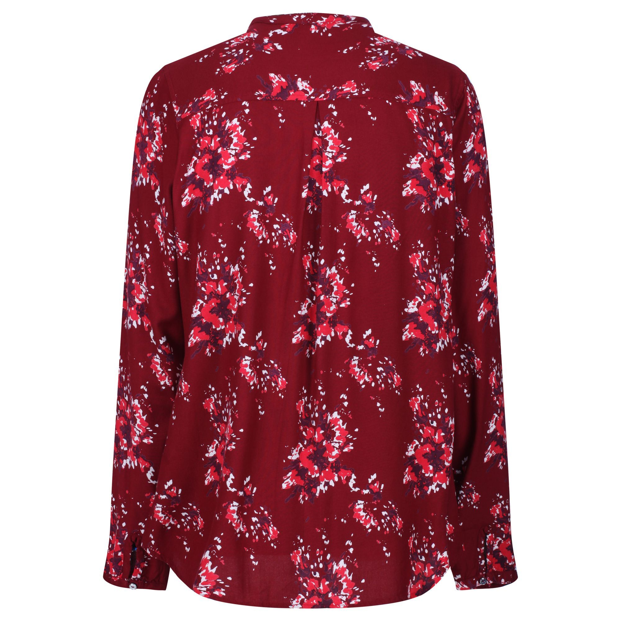 Regatta Great Outdoors Womens/Ladies Makala Printed Long Sleeve Shirt