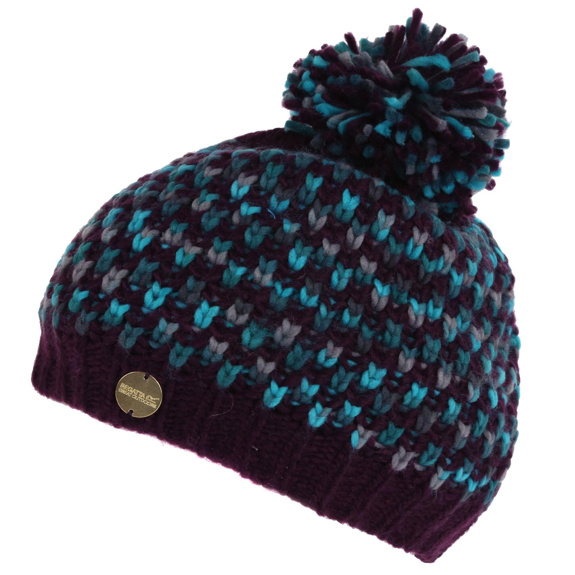 Regatta Great Outdoors Womens/Ladies Frosty III Bobble Hat