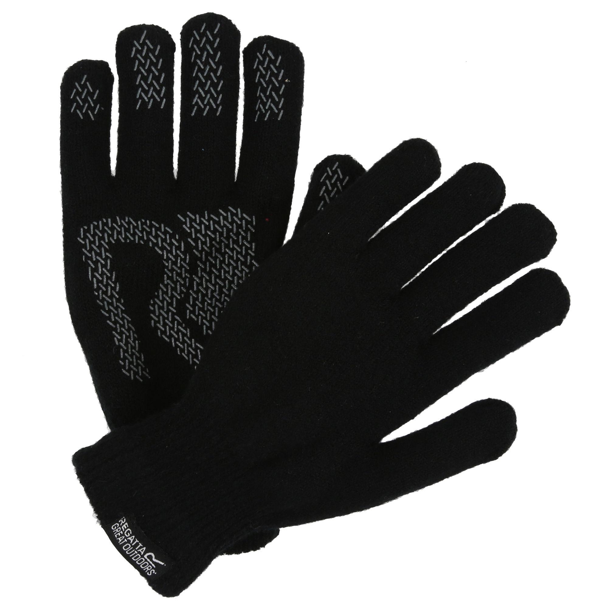 Regatta Great Outdoors Unisex Brevis Knit Gloves