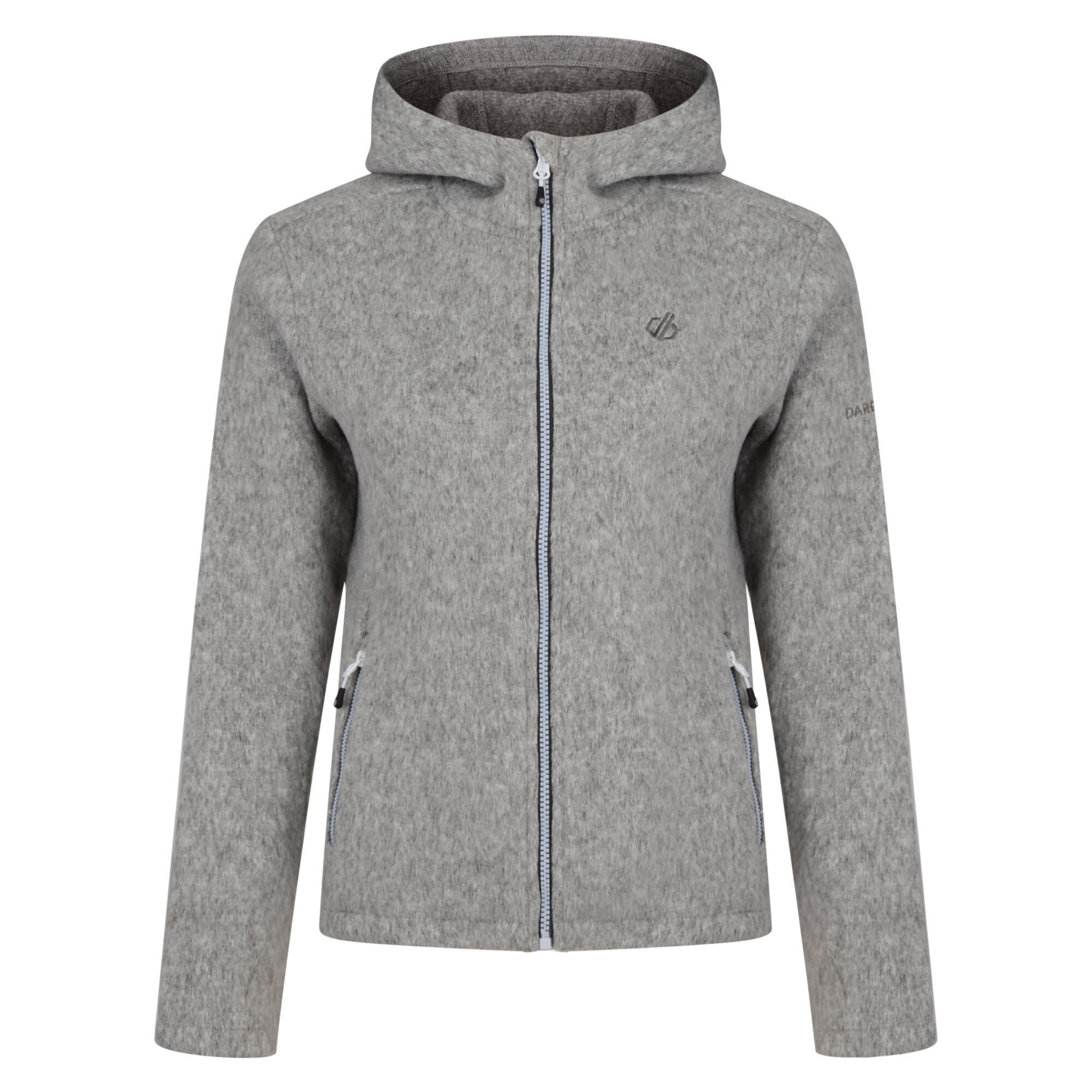 Dare 2B Womens/Ladies Forerun Full Zip Hooded Fleece Jacket