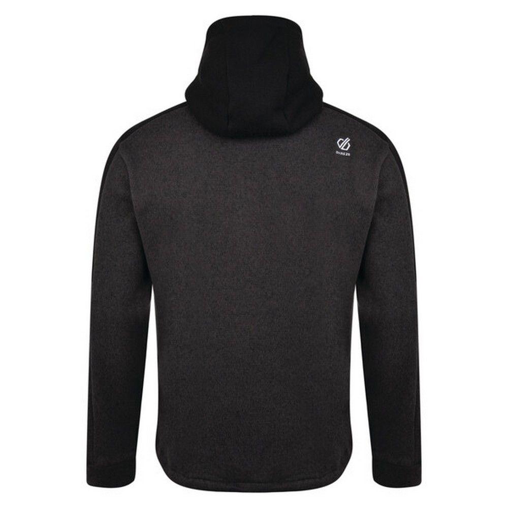 Dare 2b Mens Comply Half Zip Hooded Fleece