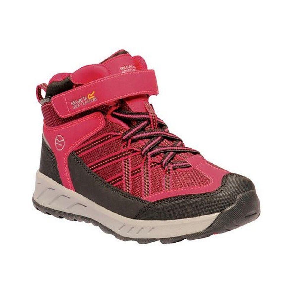 Regatta Kids Samaris V Mid Walking Boots