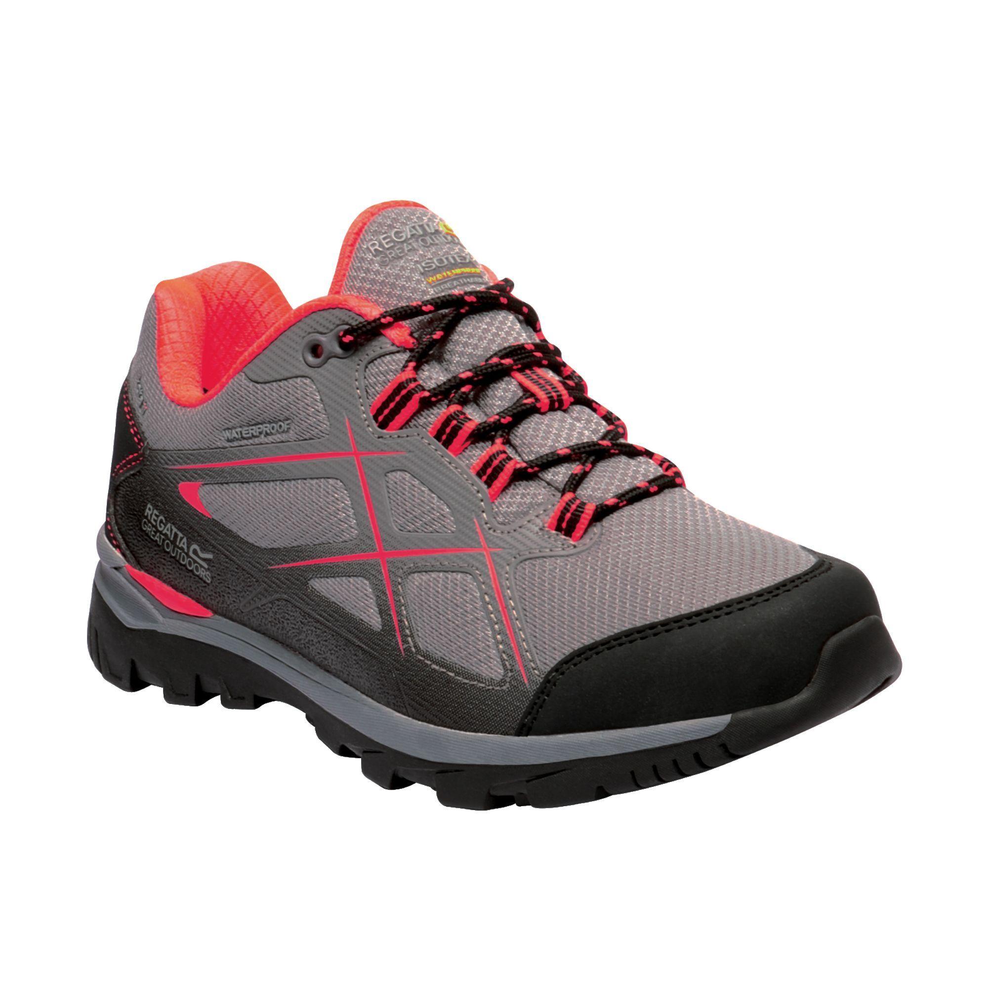 Regatta Great Outdoors Womens/Ladies Kota II Waterproof Walking Shoes