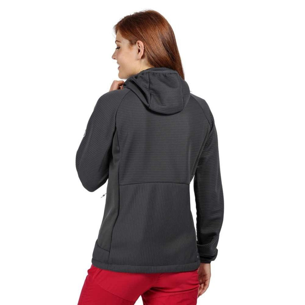 Regatta Womens/Ladies Terota Hooded Fleece Jacket