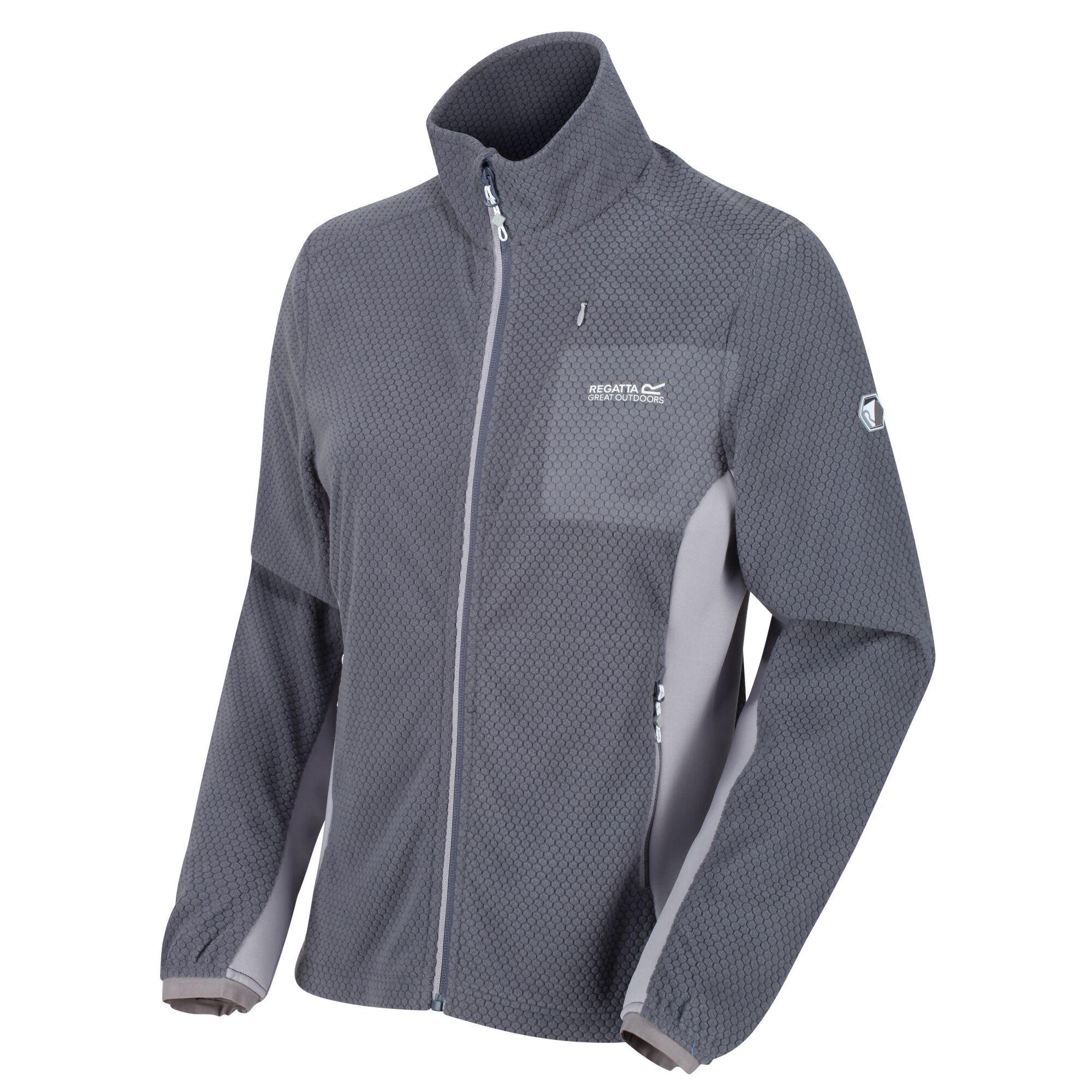 Regatta Womens/Ladies Highton Full Zip Fleece Jacket