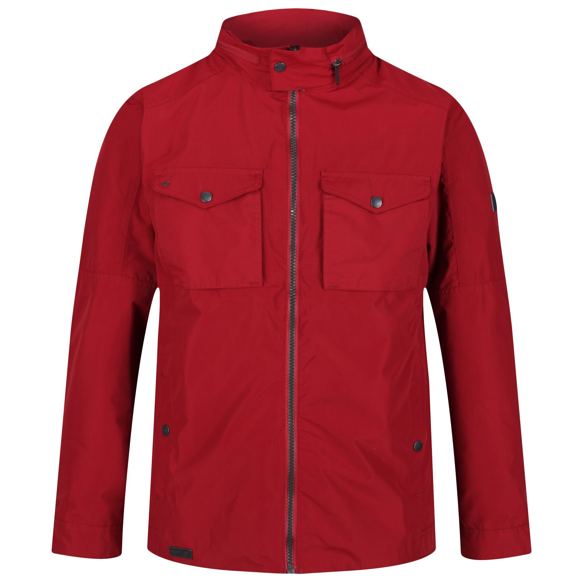 Regatta Mens Haldor Waterproof Jacket (Delhi Red)