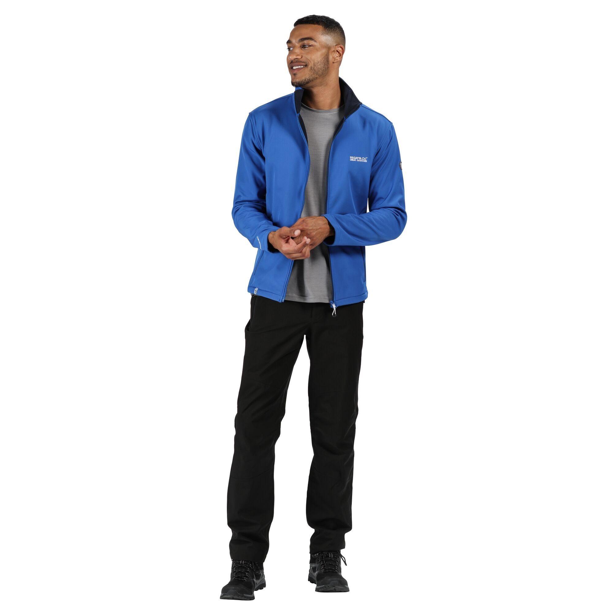 Regatta Mens Cera IV Softshell Jacket
