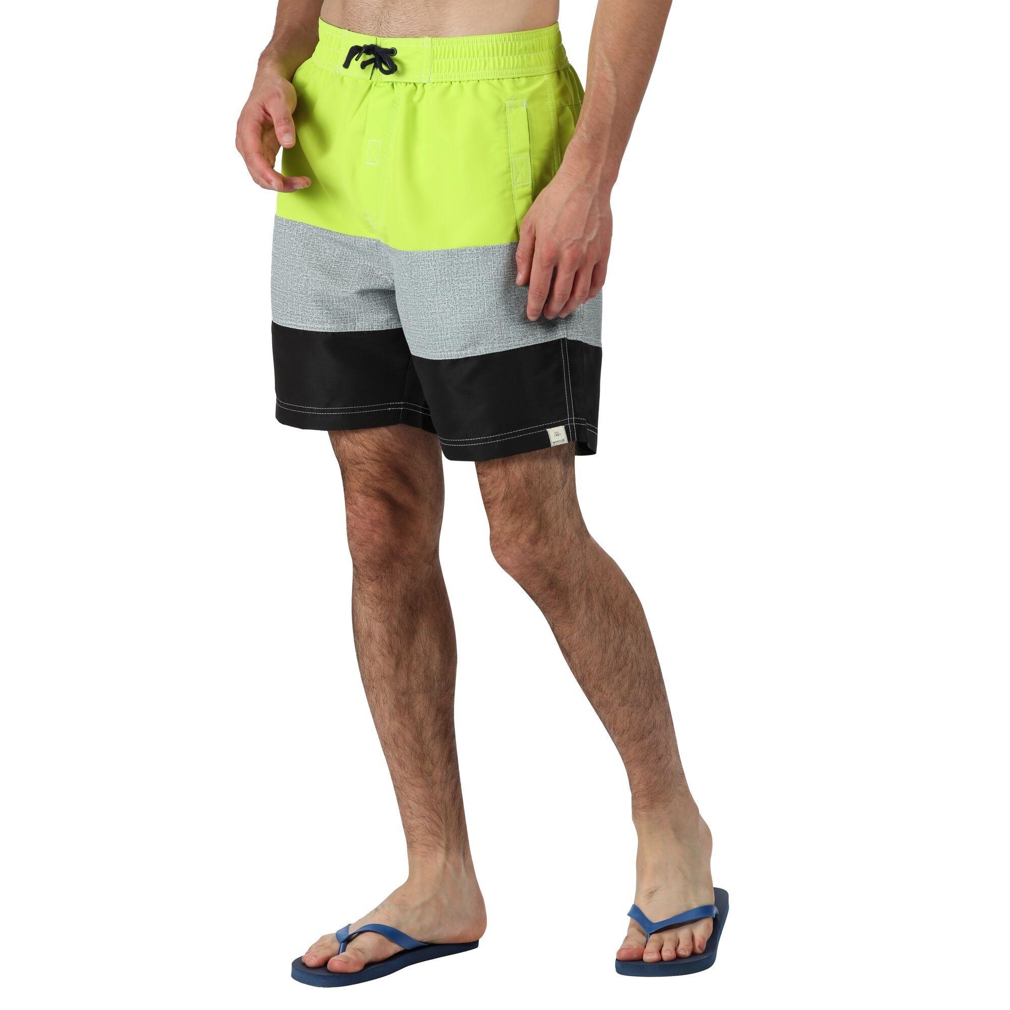 Regatta Mens Bratchmar VI Swim Shorts