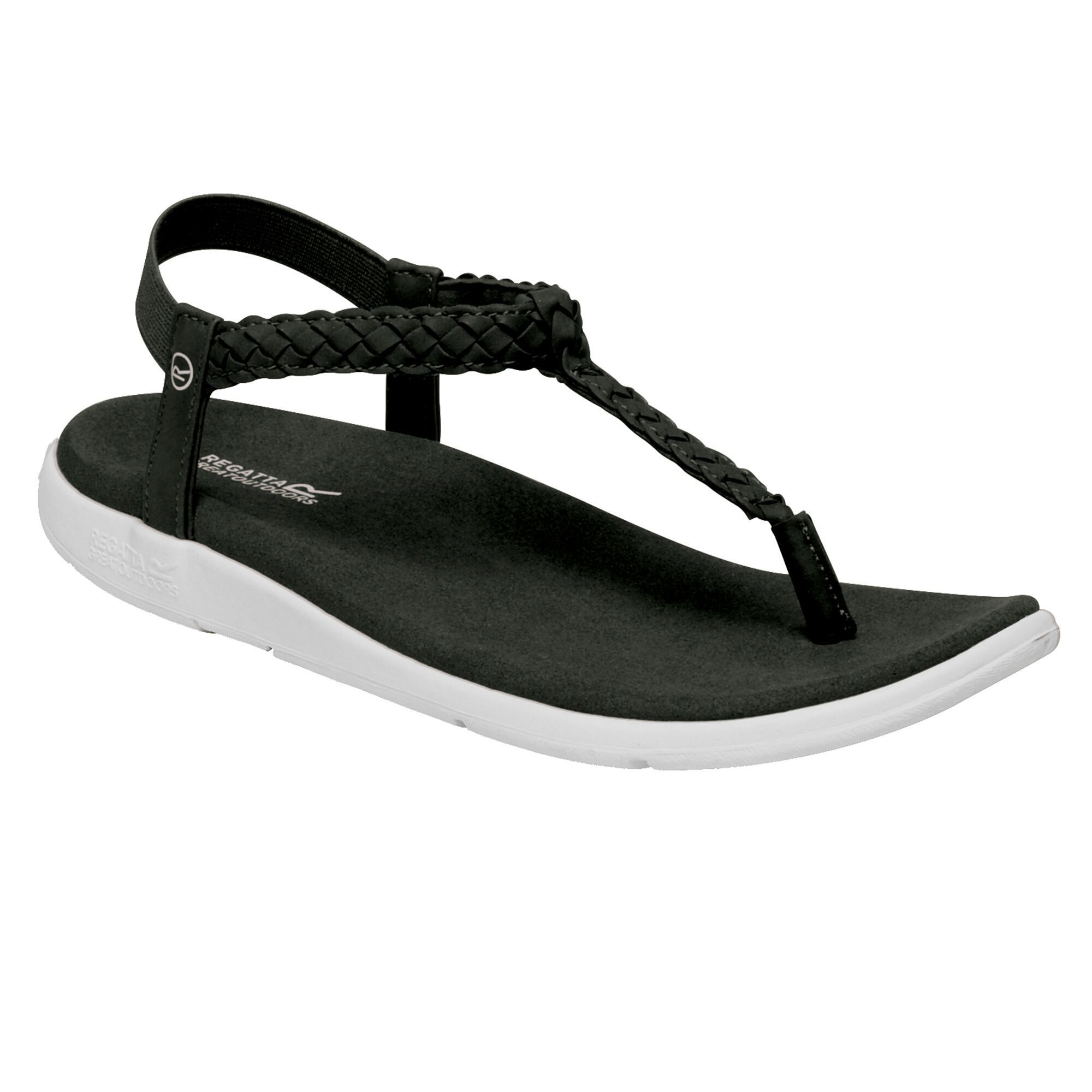 Regatta Womens/Ladies Santa Luna Braided Sandals