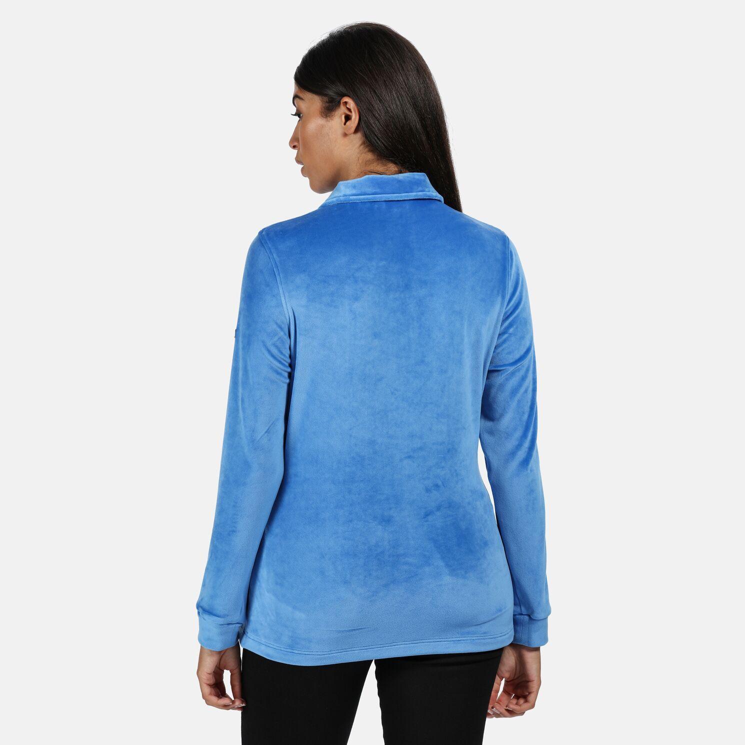 Regatta Womens/Ladies Odelia Full Zip Heavyweight Fleece