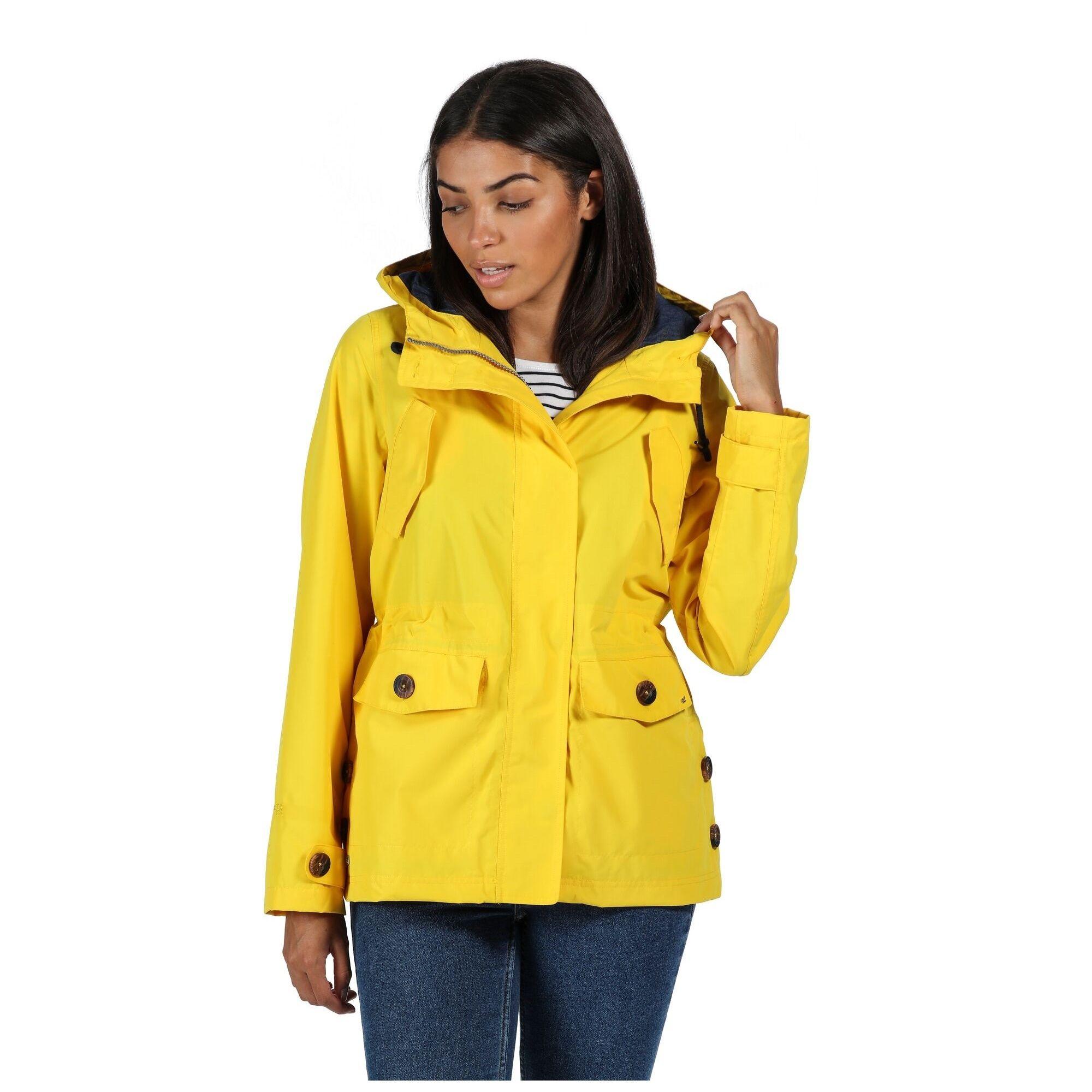 Regatta Womens/Ladies Ninette Waterproof Jacket