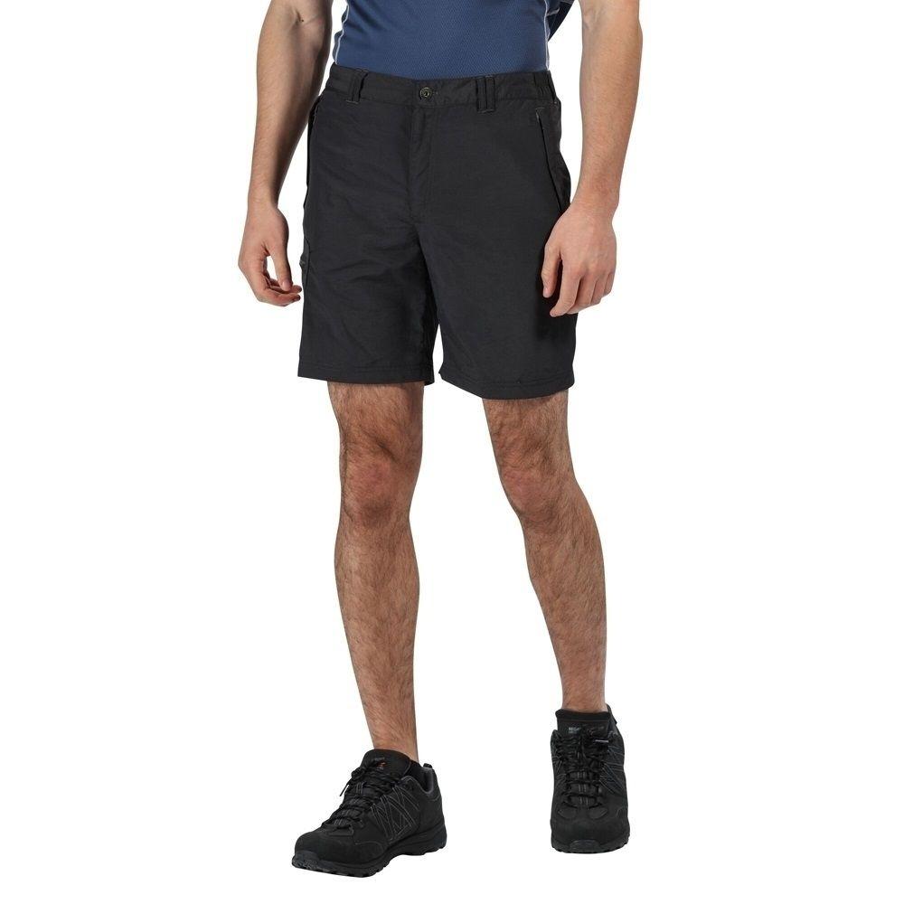 Regatta Mens Leesville II Walking Shorts