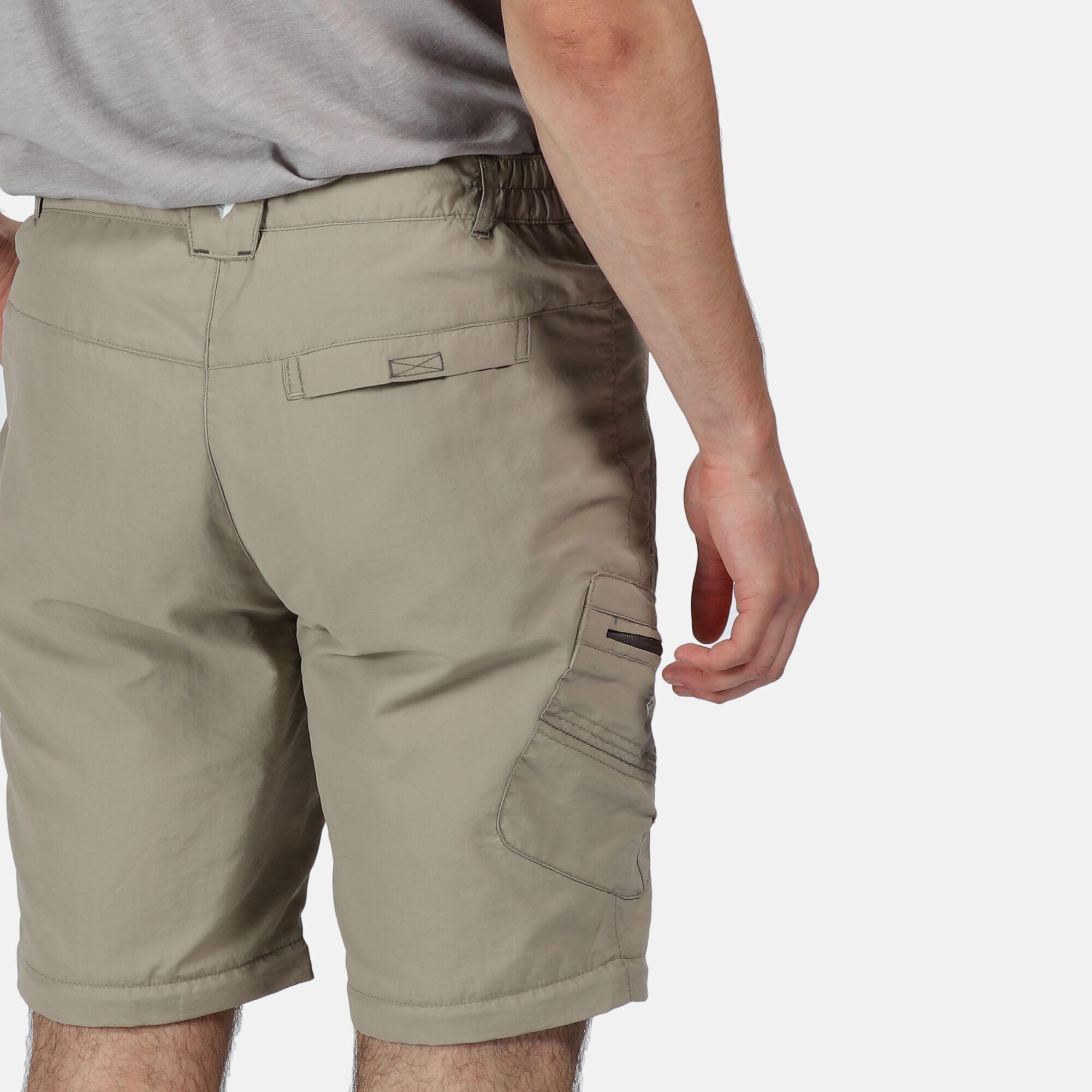 Regatta Mens Leesville II Zip Off Trousers