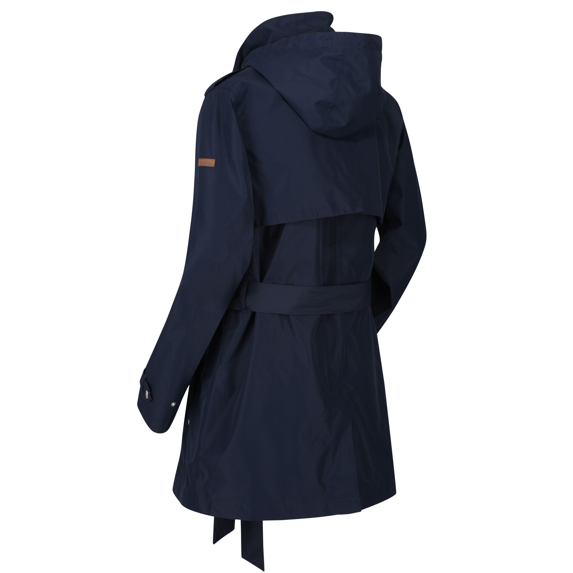 Regatta Womens/Ladies Garbo Long Length Waterproof Jacket