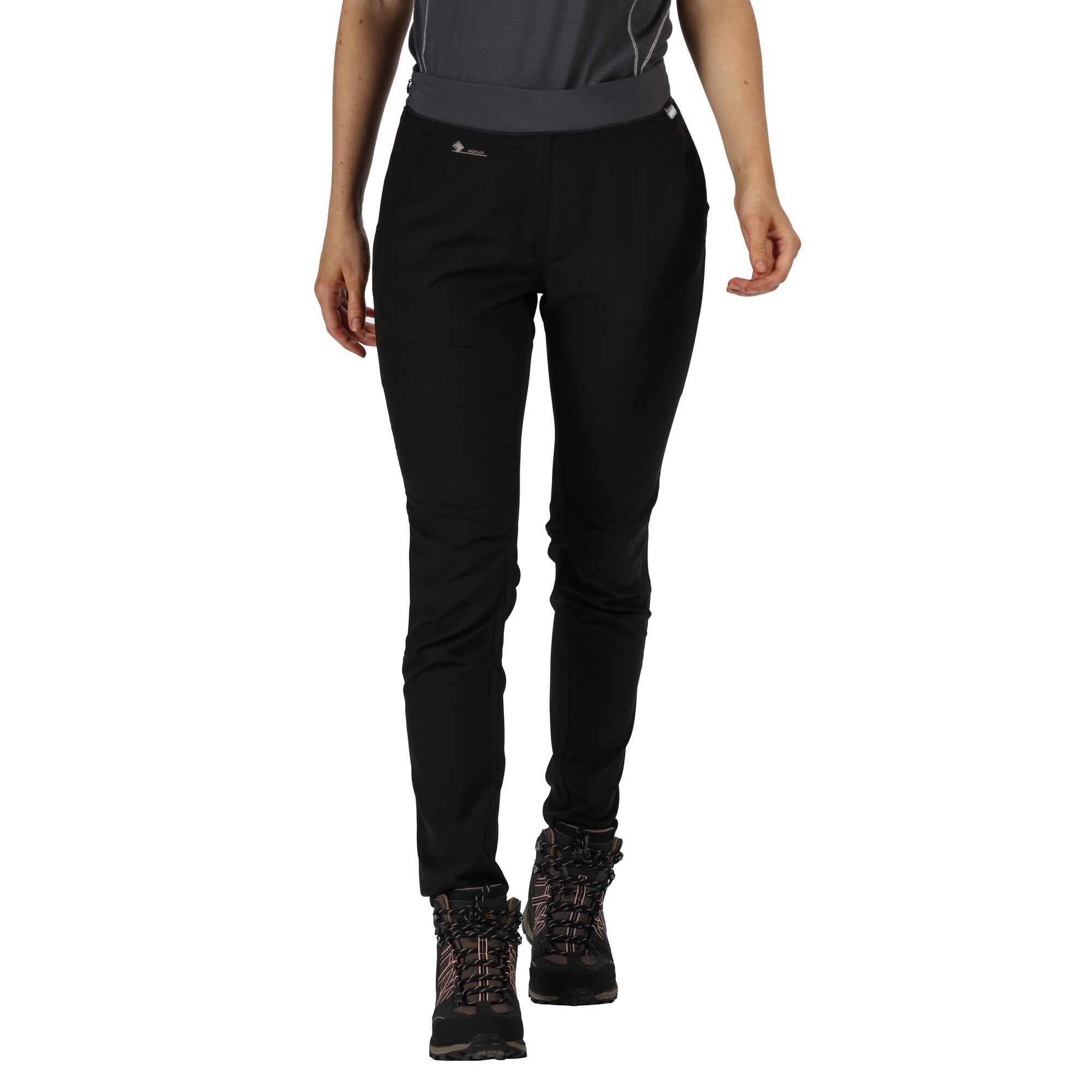 Regatta Womens/Ladies Zarine II Walking Trousers