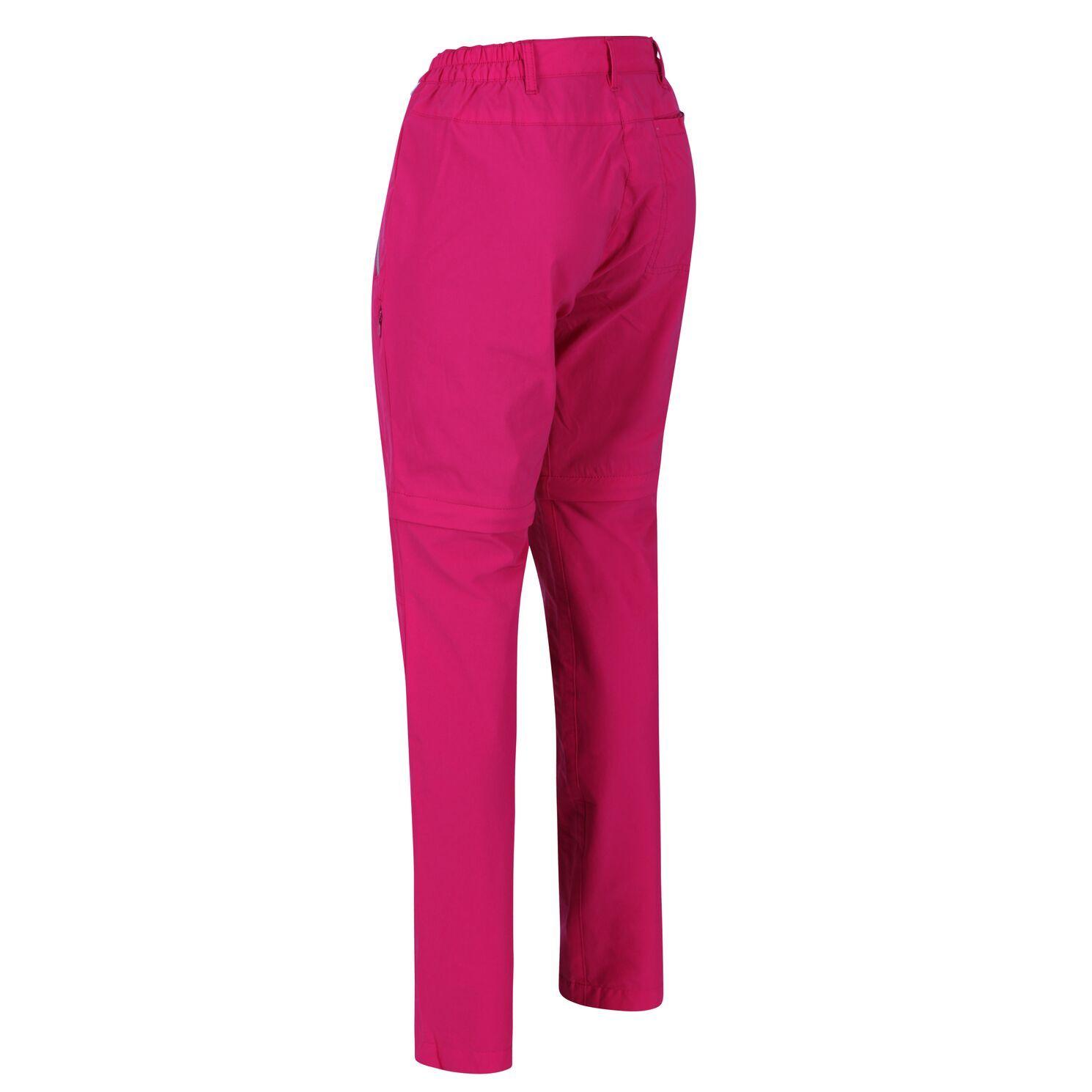 Regatta Womens/Highton Zip Off Walking Trousers
