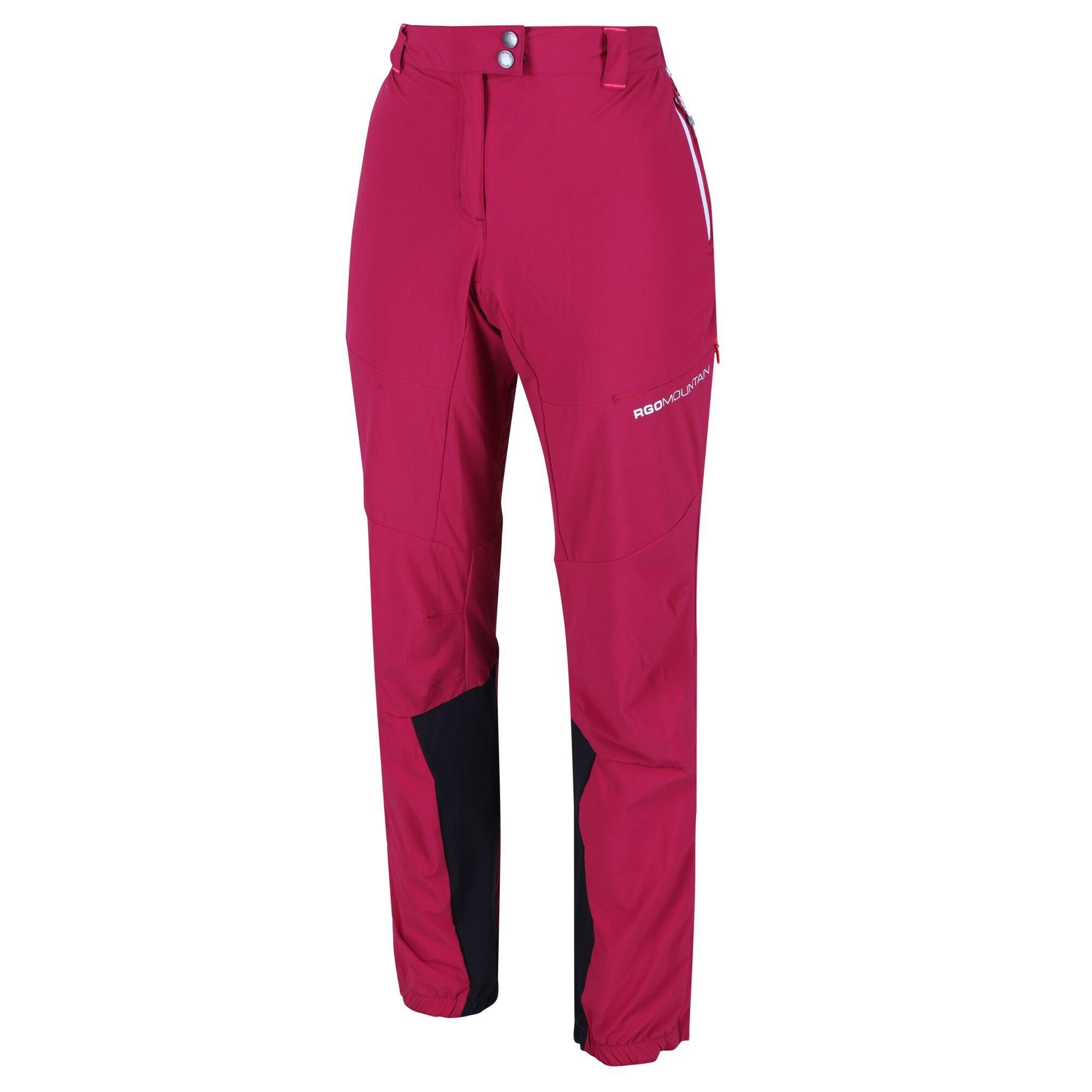 Regatta Womens/Ladies Mountain II Trousers