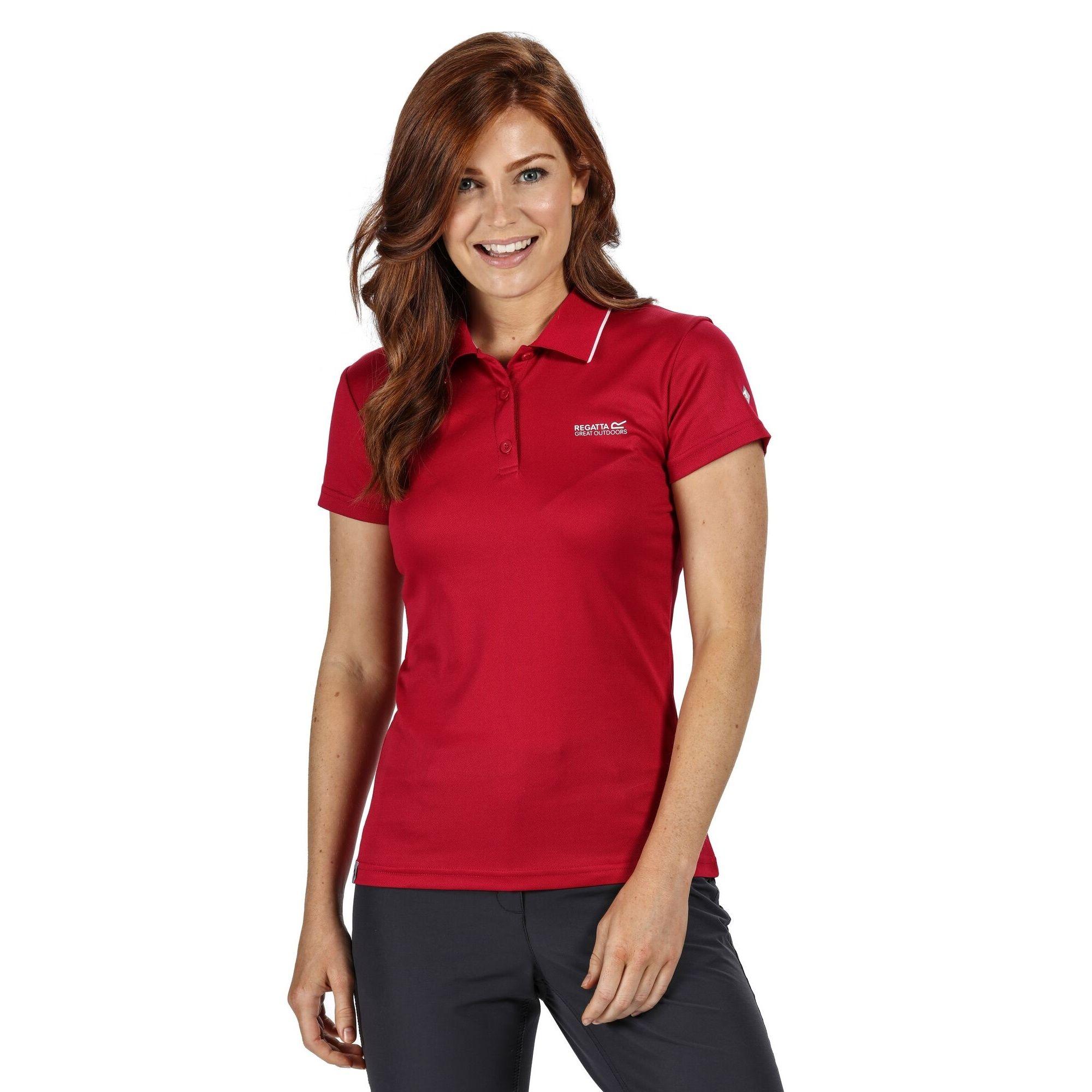 Regatta Womens/Ladies Maverick V Polo Shirt