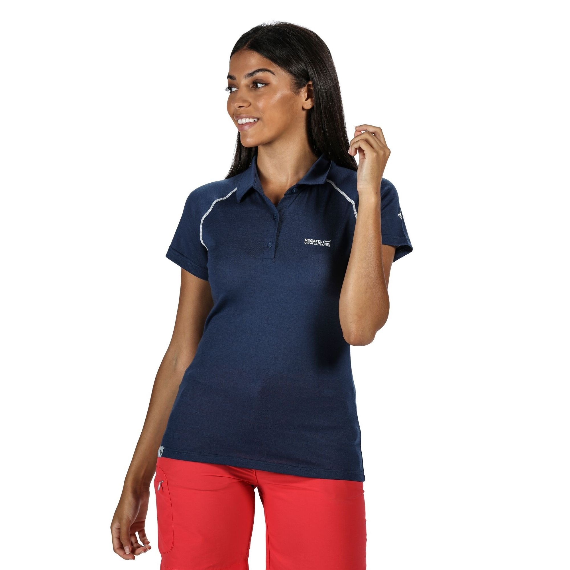 Regatta Womens/Ladies Kalter Polo Shirt