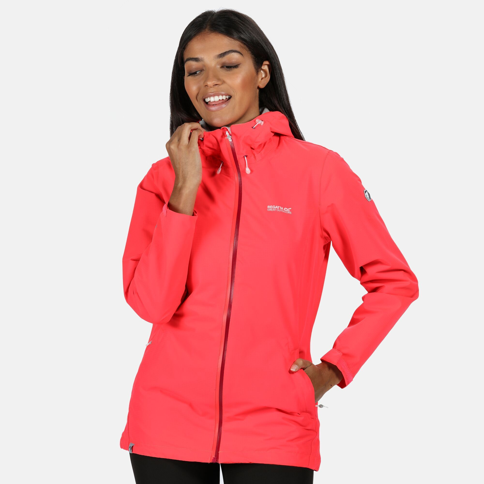 Regatta Womens/Ladies Hamara III Waterproof Jacket