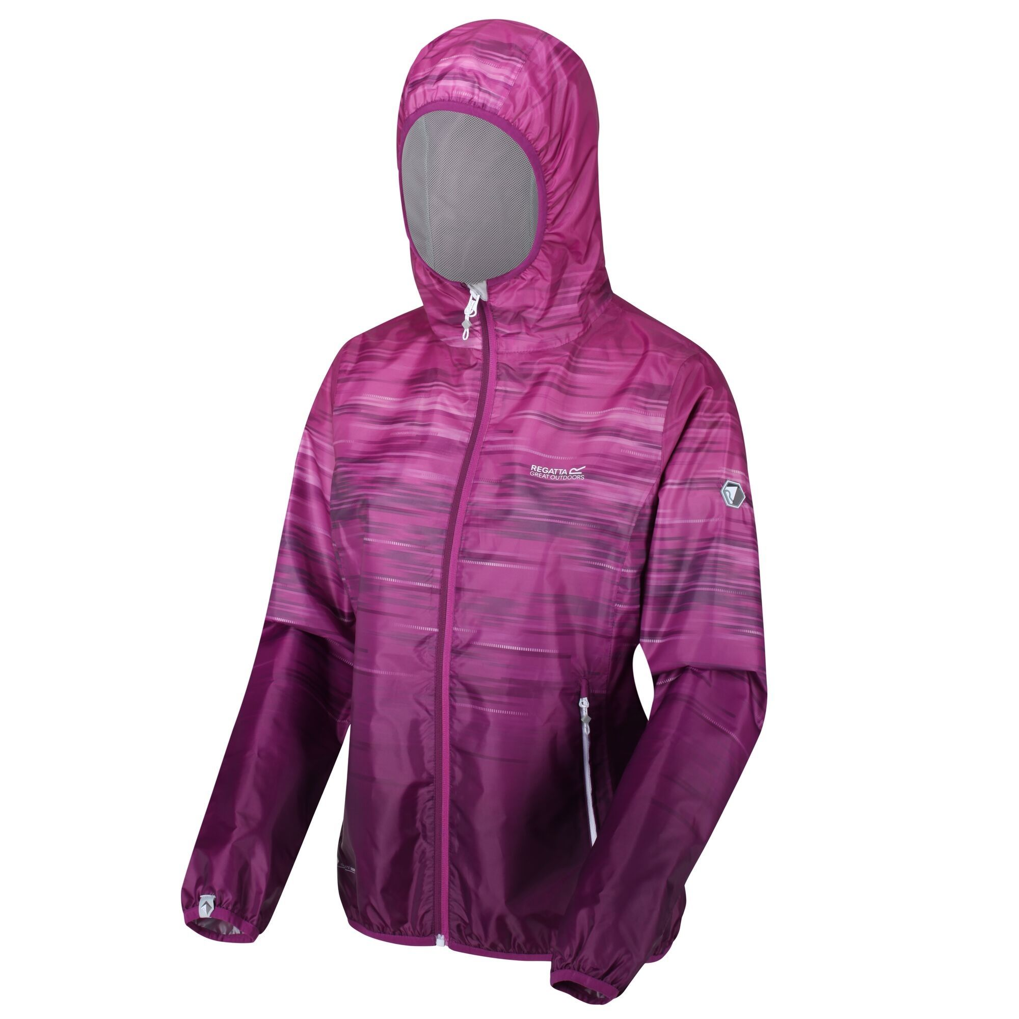 Regatta Womens/Ladies Leera IV Lightweight Waterproof Jacket
