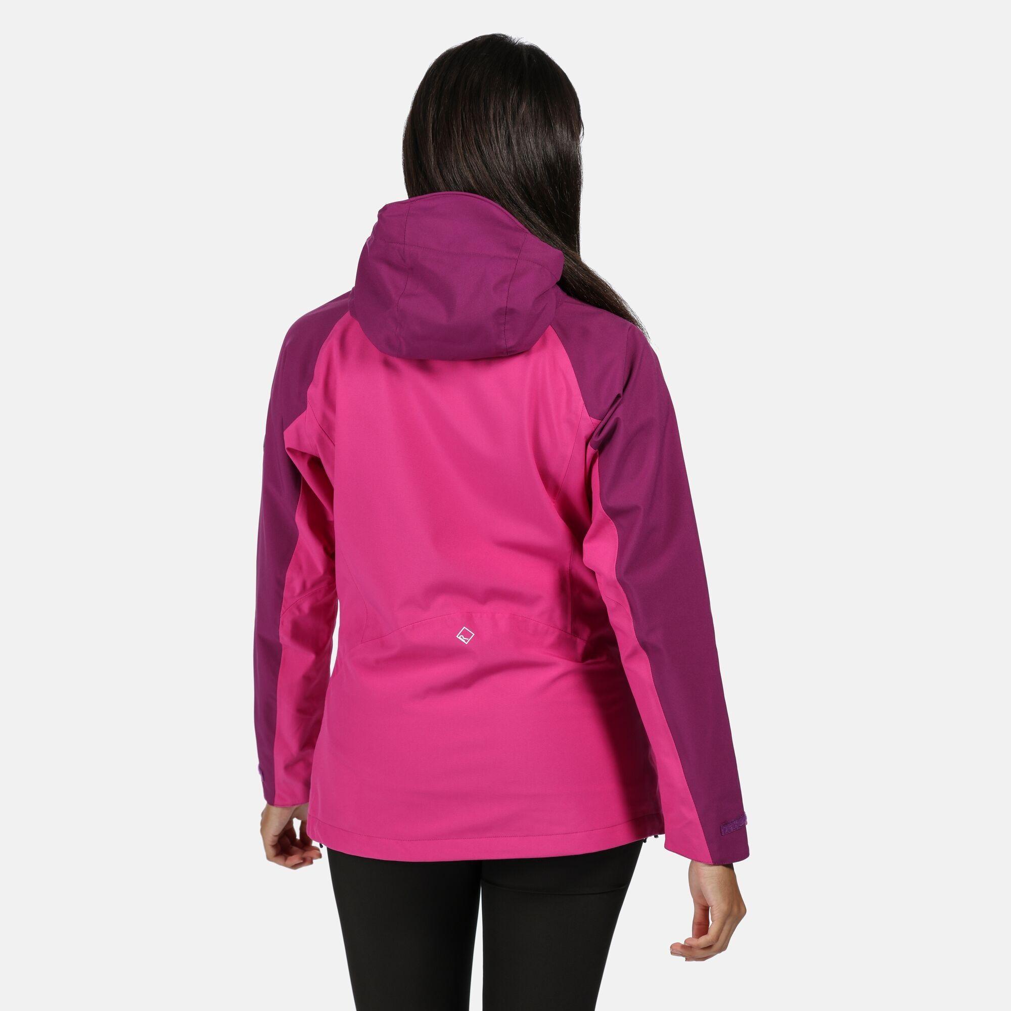 Regatta Womens/Ladies Highton Stretch Waterproof Jacket