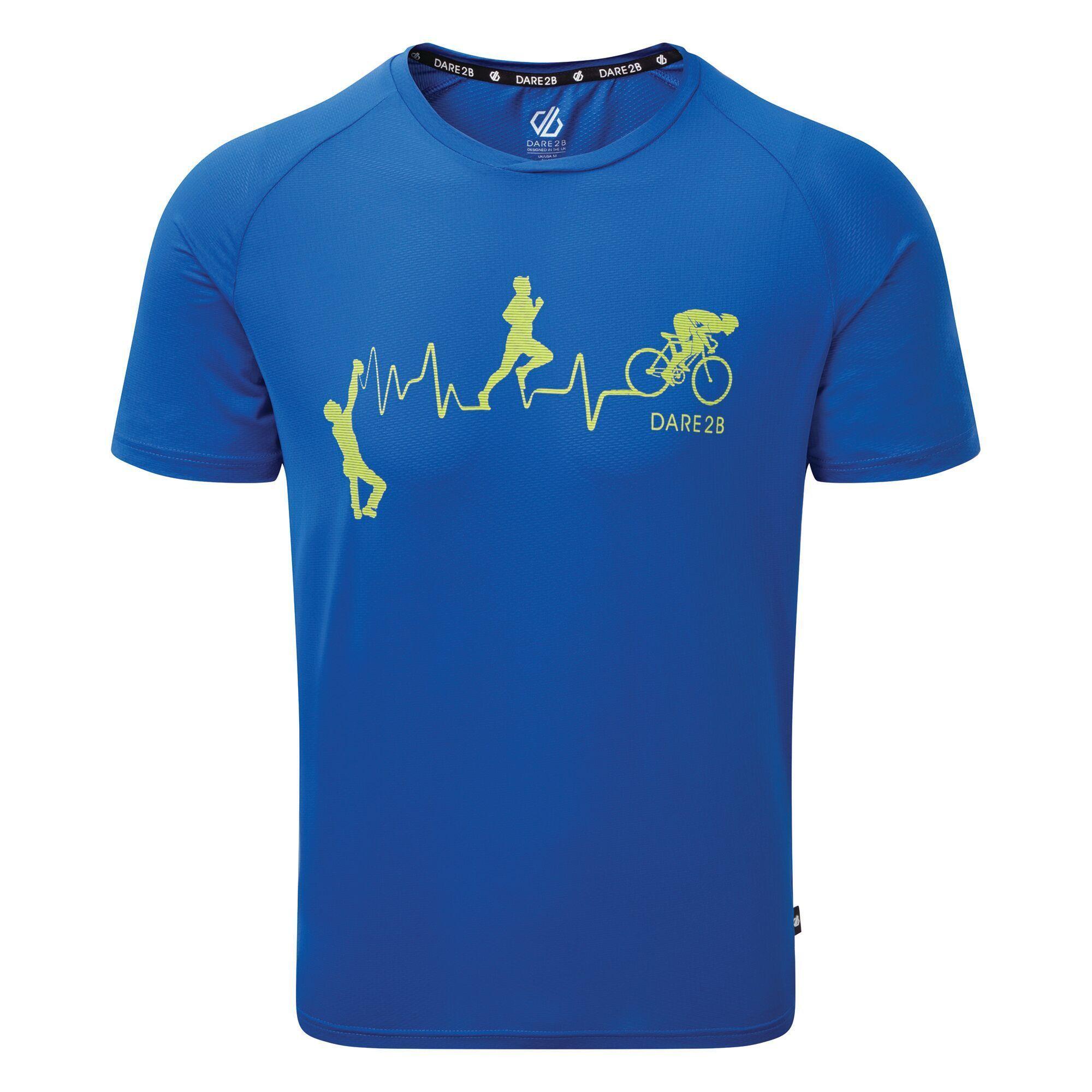 Dare 2B Mens Righteous II Graphic T-Shirt
