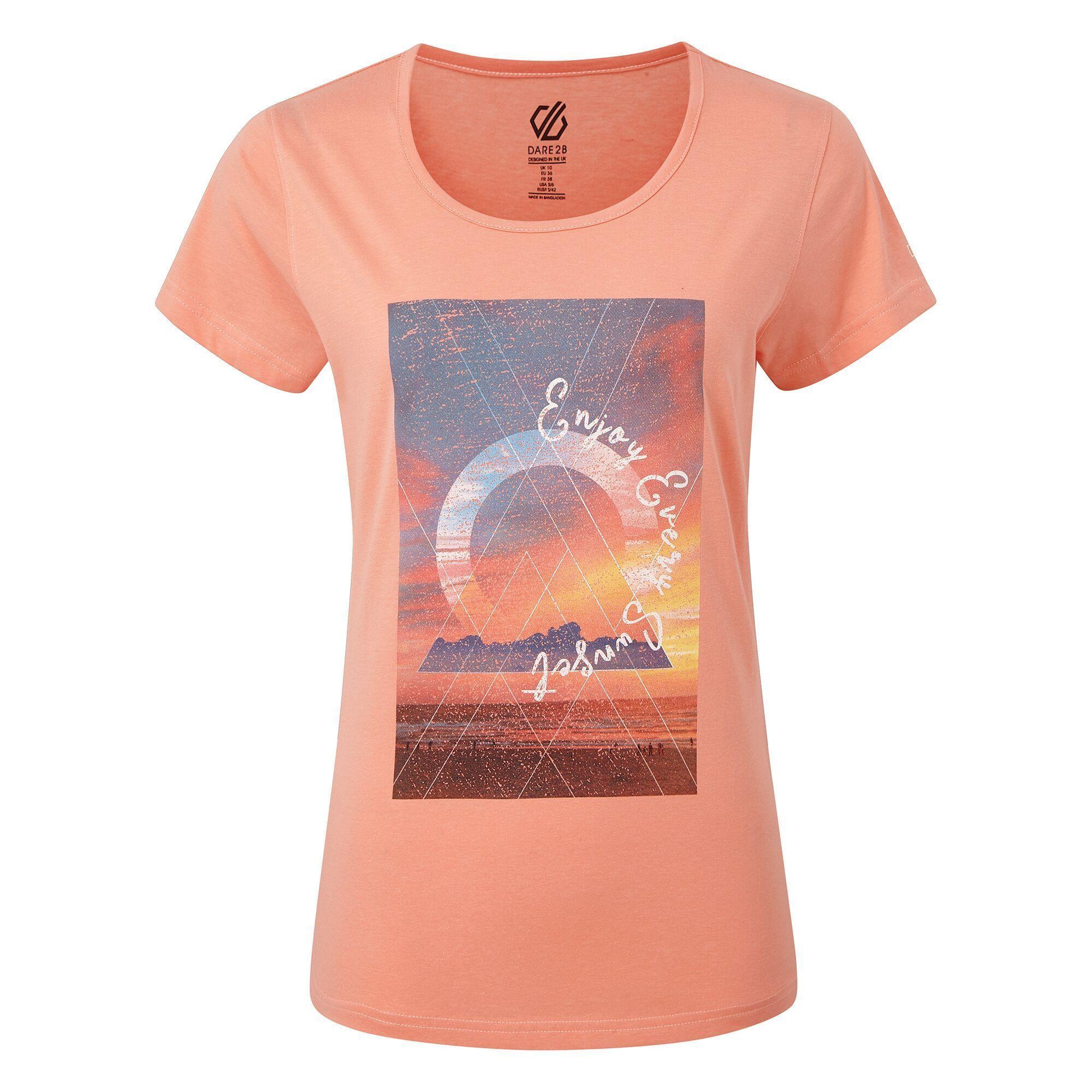 Dare 2B Womens/Ladies Summer Nights Graphic T-Shirt