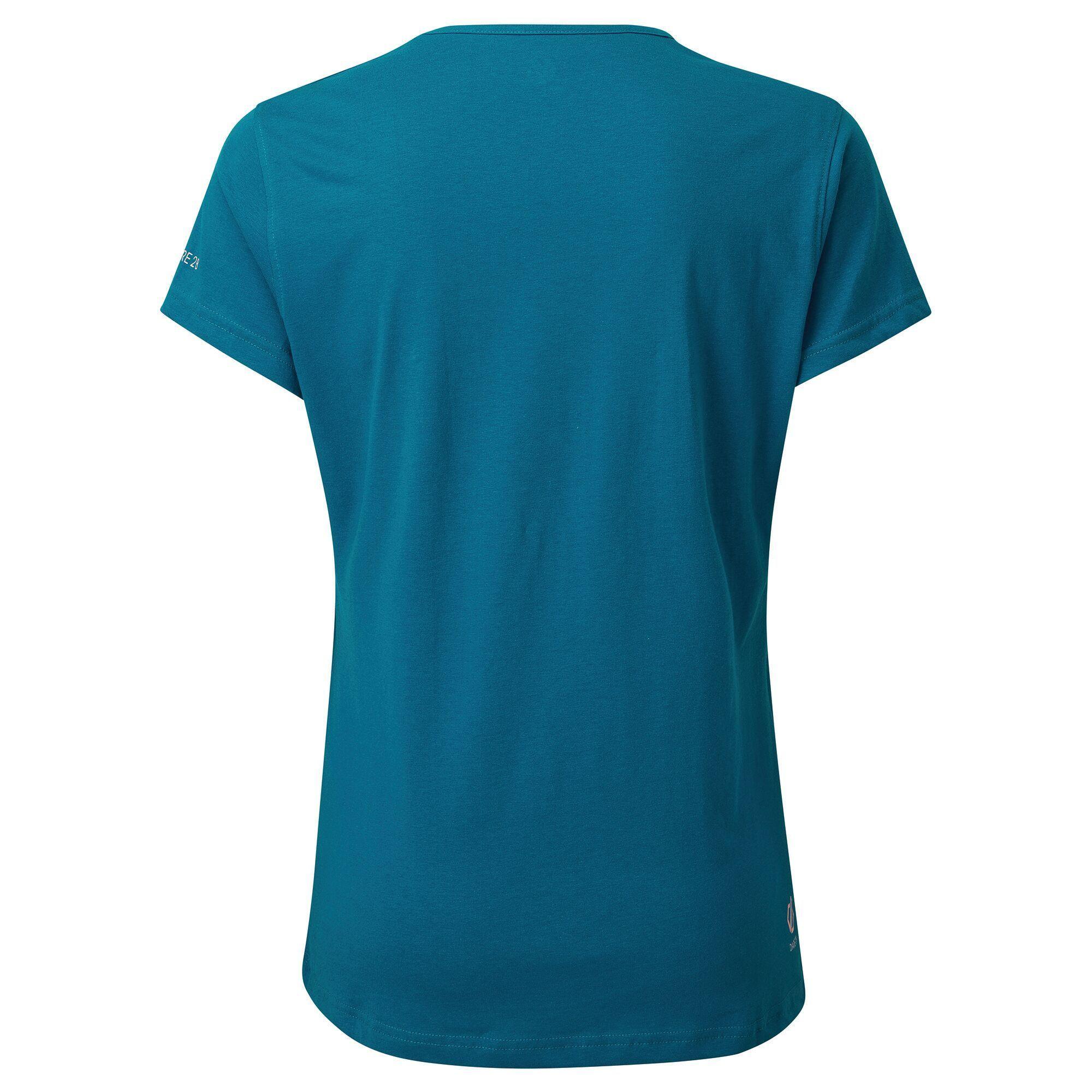 Dare 2B Womens/Ladies Parallel Dreamcatcher Print T-Shirt