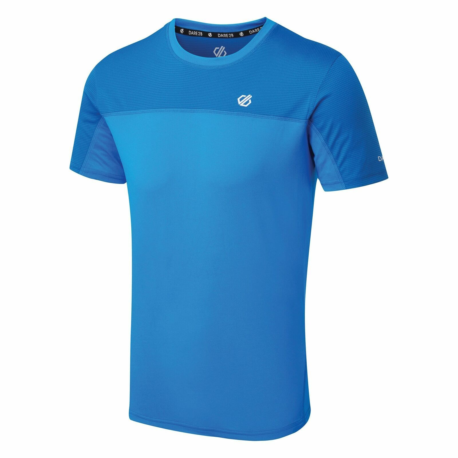 Dare 2B Mens Notable T-Shirt (Olympian Blue/Athletic Blue)