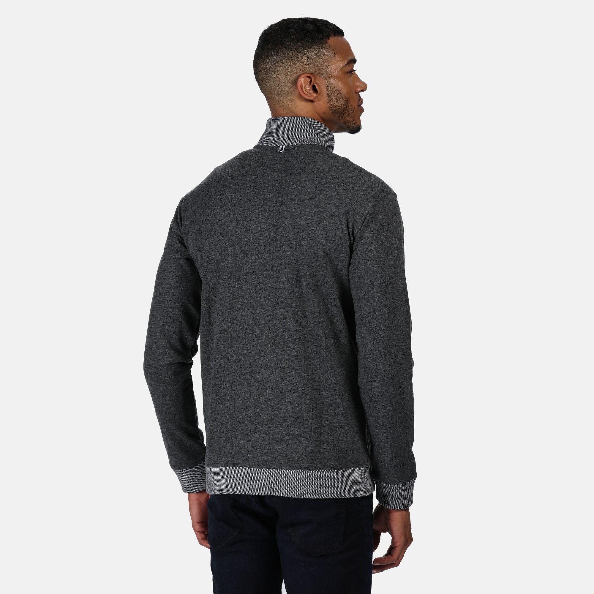 Regatta Mens Everard Full Zip Fleece