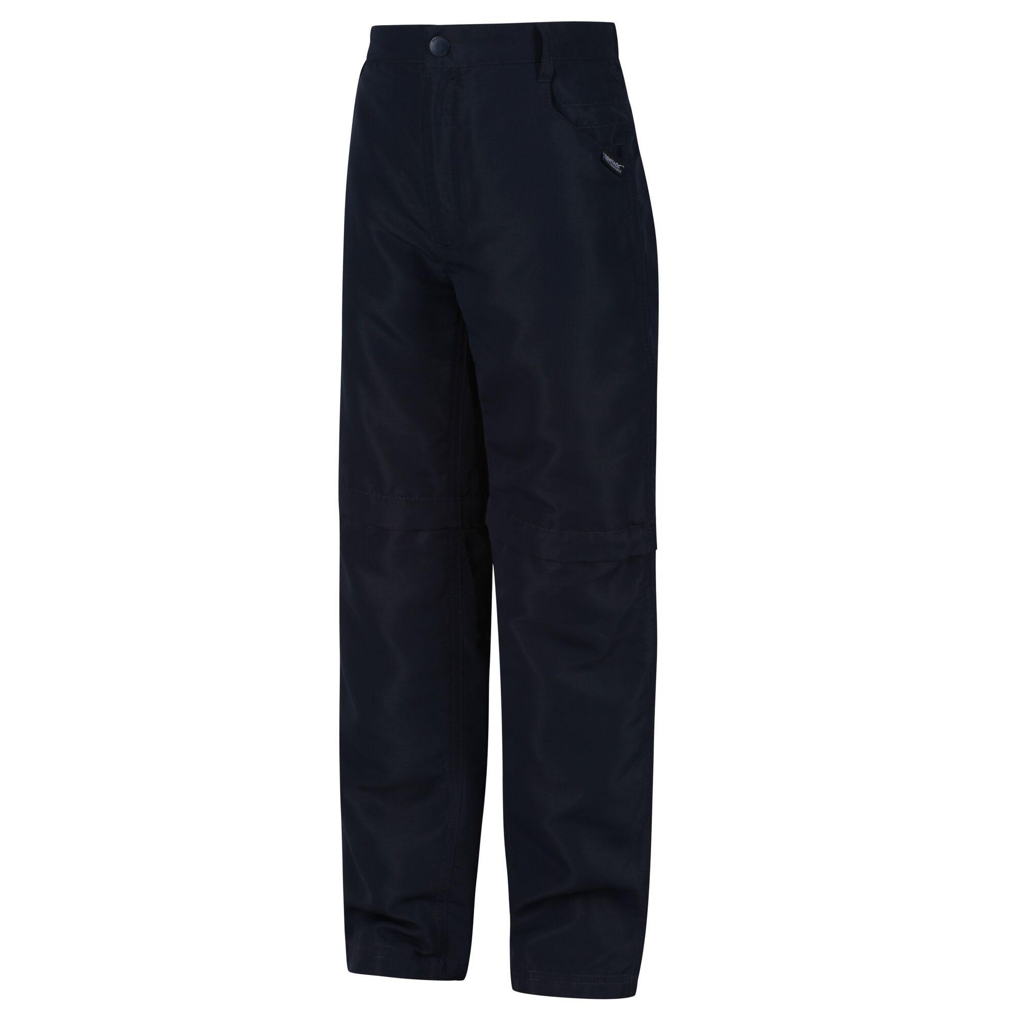 Regatta Childrens/Kids Sorcer II Zip Off Trousers