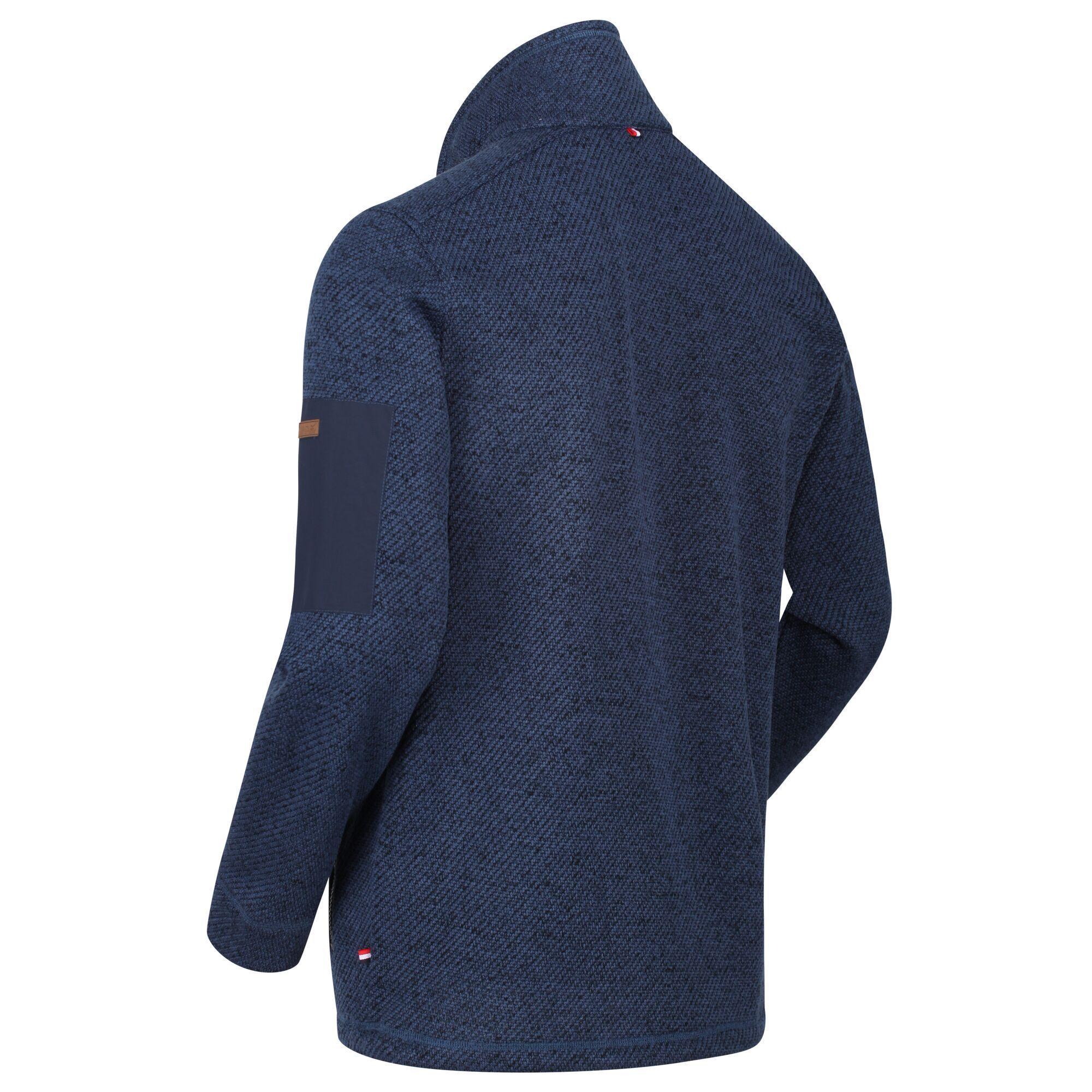 Regatta Mens Garret Full Zip Fleece