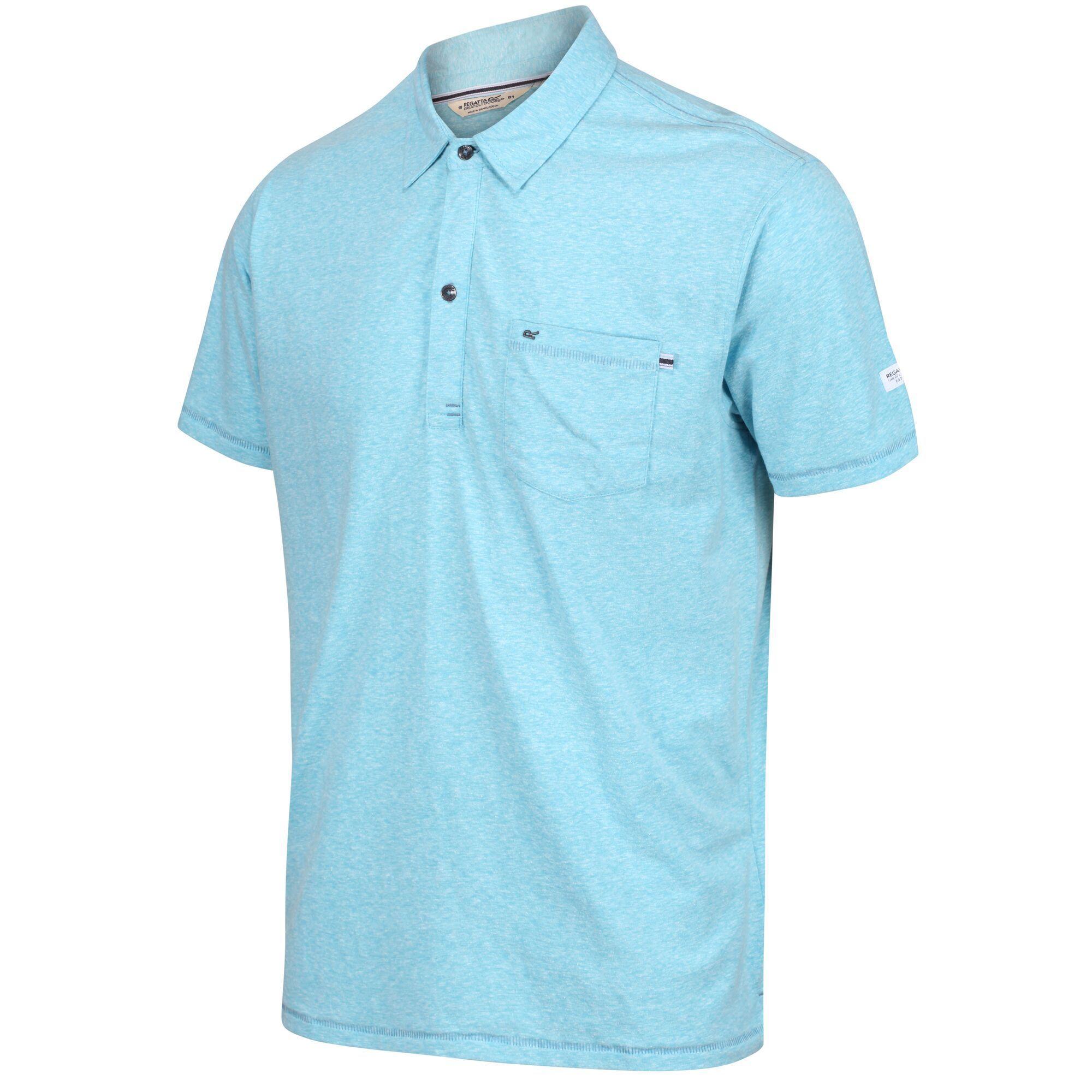 Regatta Mens Mando Polo Shirt