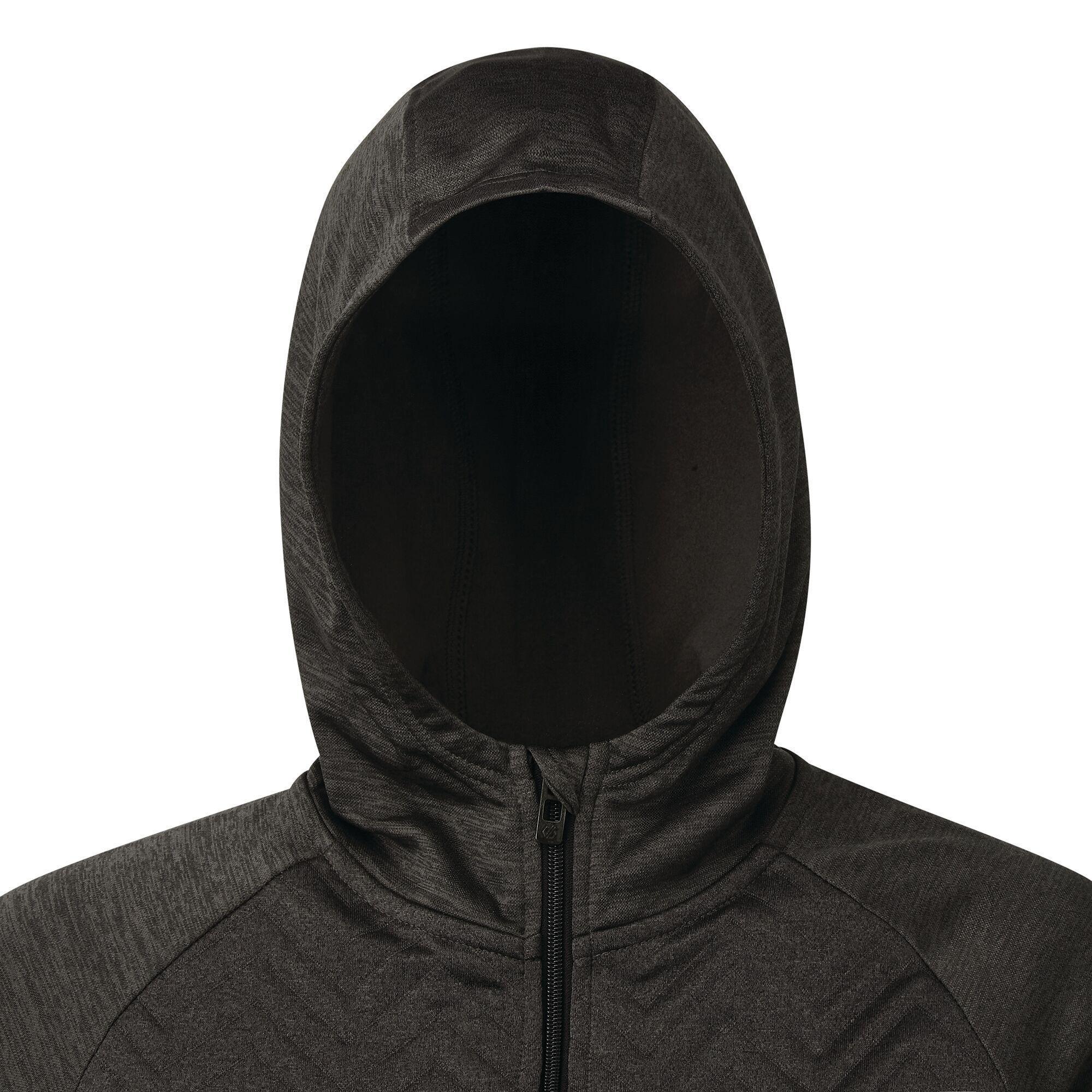 Dare 2B Womens/Ladies Faultless Full Zip Hooded Hybrid Fleece