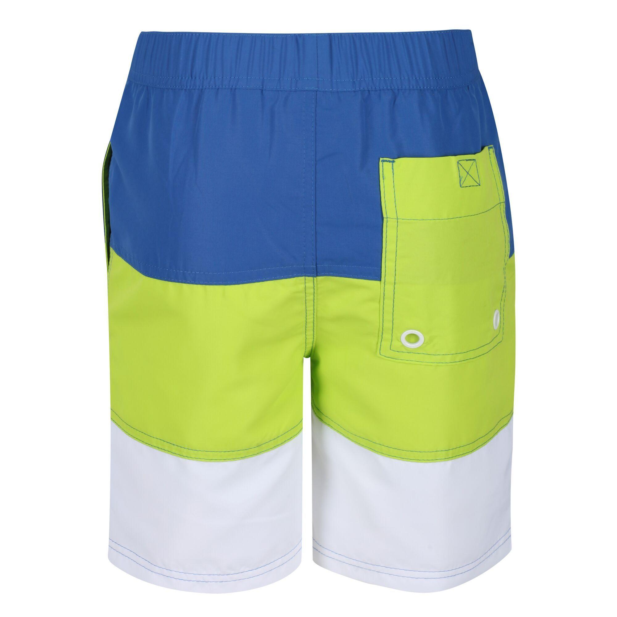 Regatta Boys Shaul III Swim Shorts