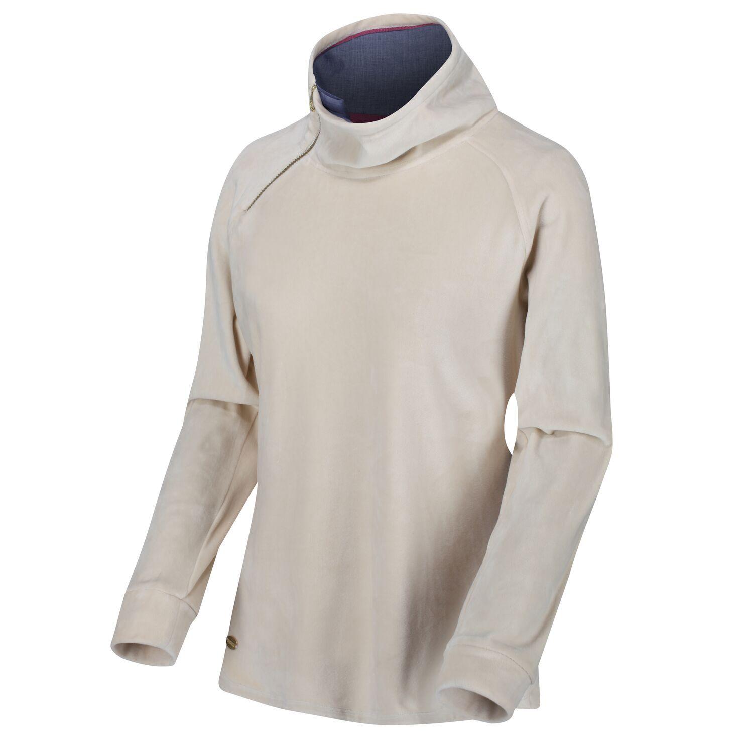 Regatta Womens/Ladies Cilona Velour Sweatshirt