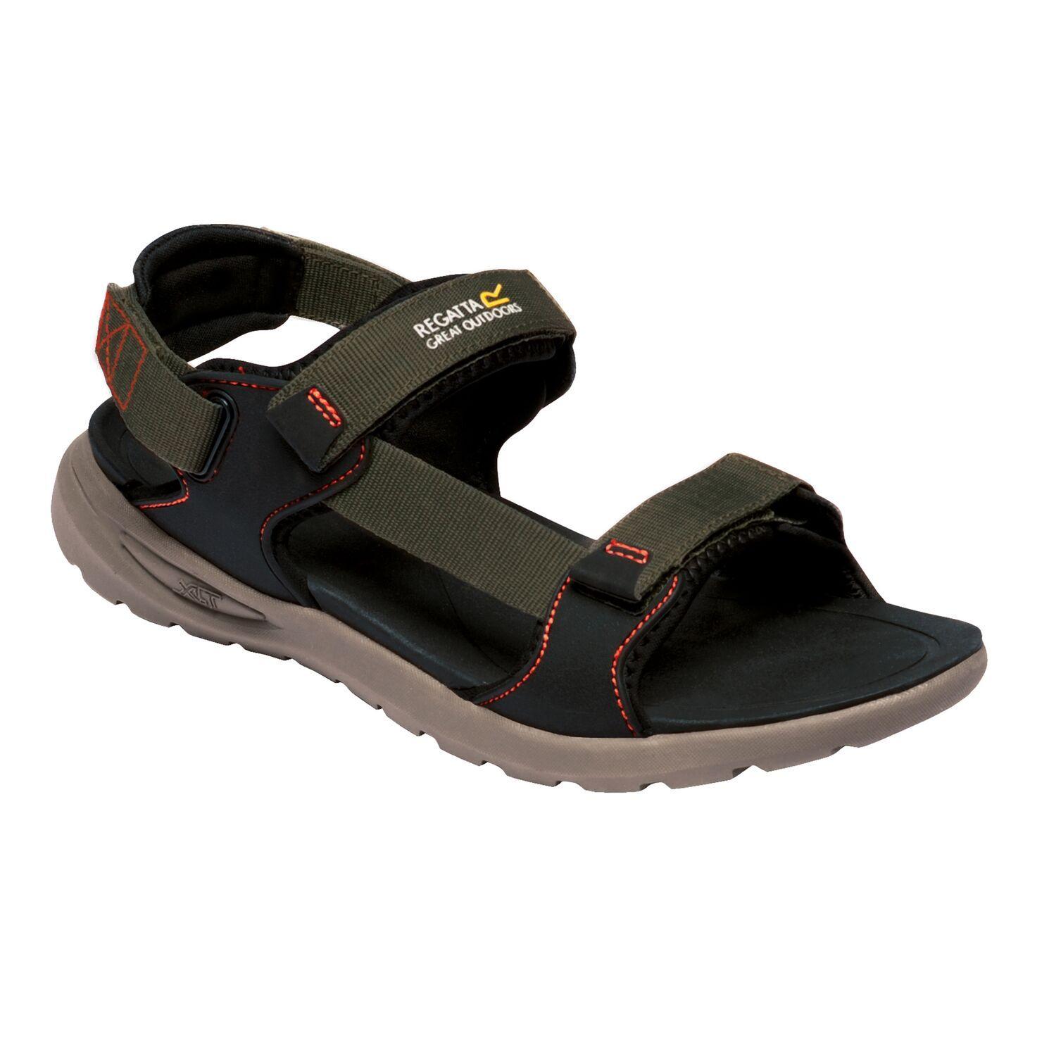 Regatta Mens Marine Web Sandals