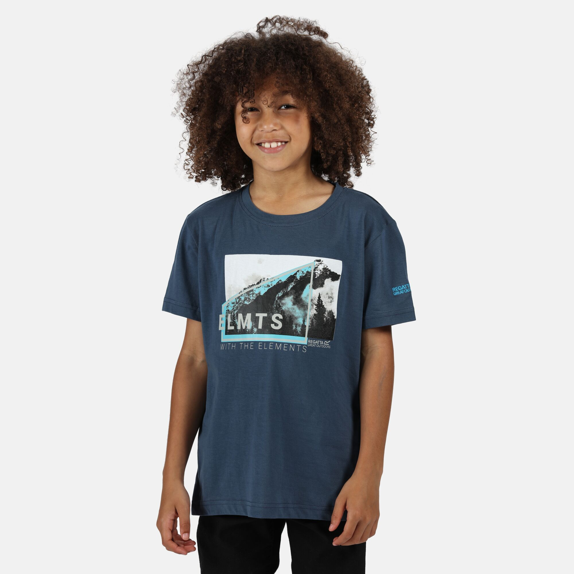 Regatta Childrens/Kids Bosley III Printed T-Shirt