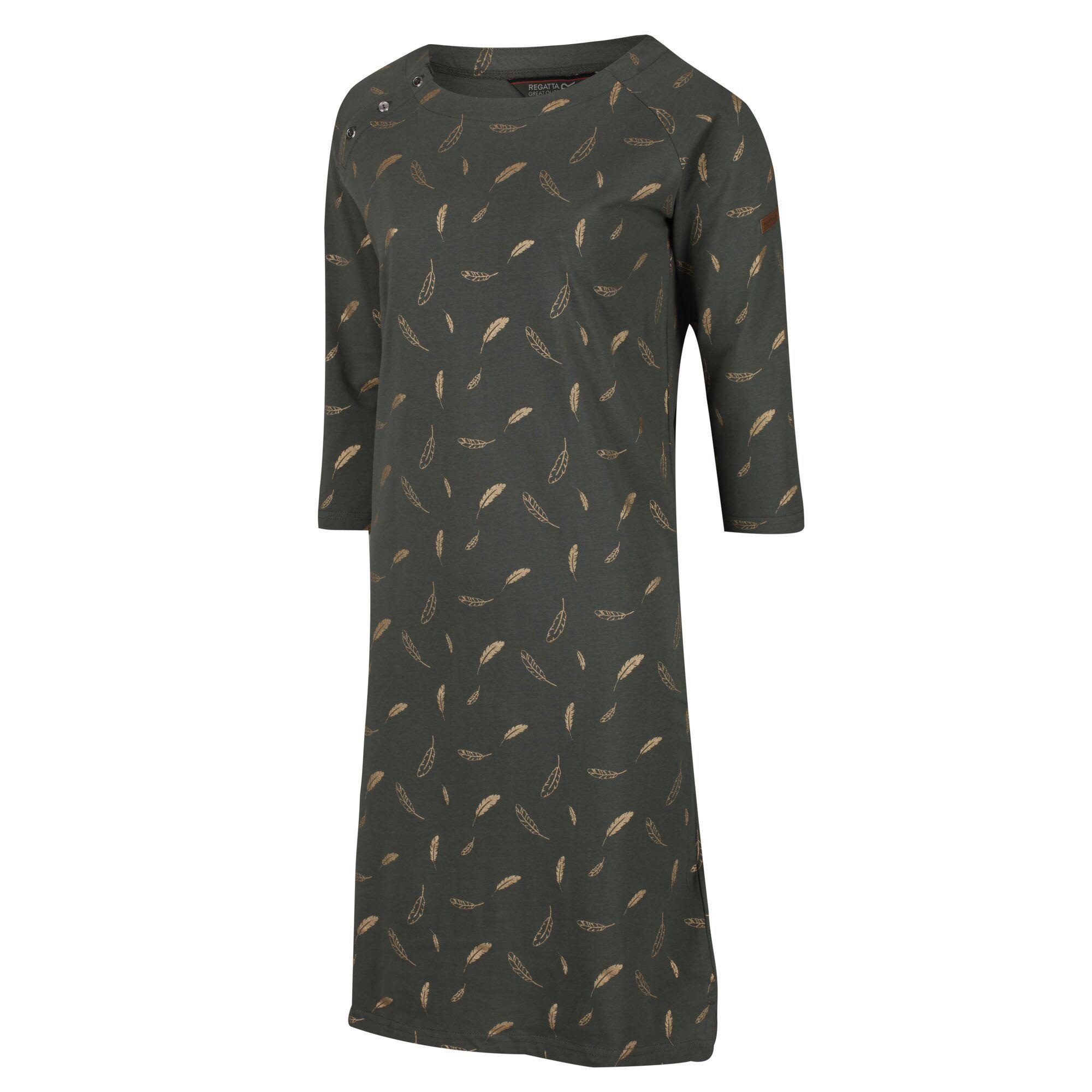 Regatta Womens/Ladies Hatsy Printed Dress