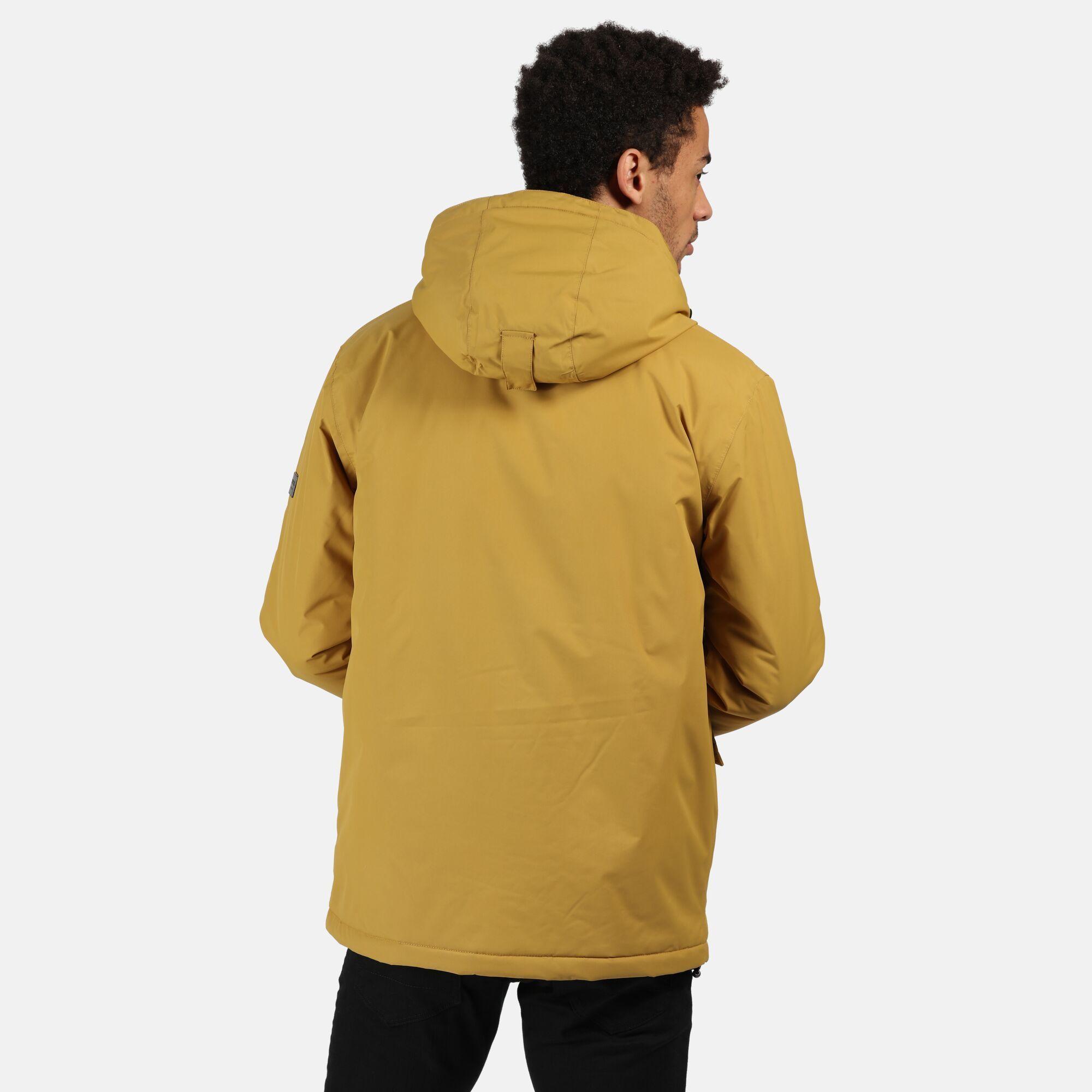 Regatta Mens Sterlings II Waterproof Jacket (Bronze)