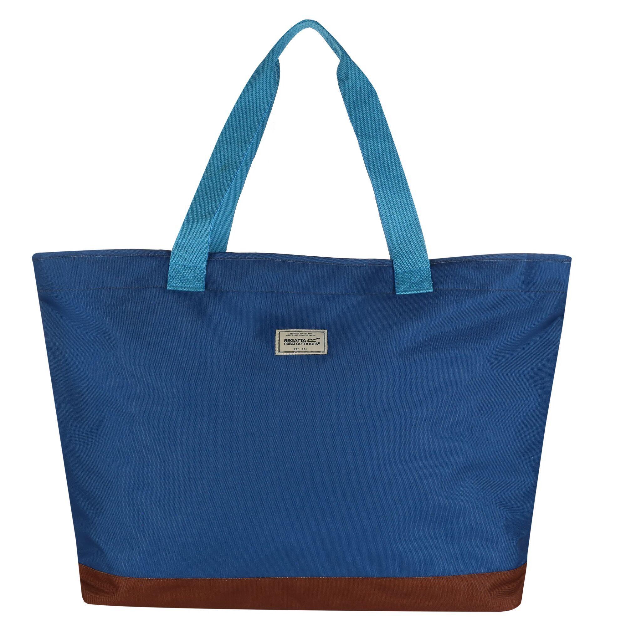 Regatta Stamford Beach Tote Bag (Stellar Blue/Maui Blue)