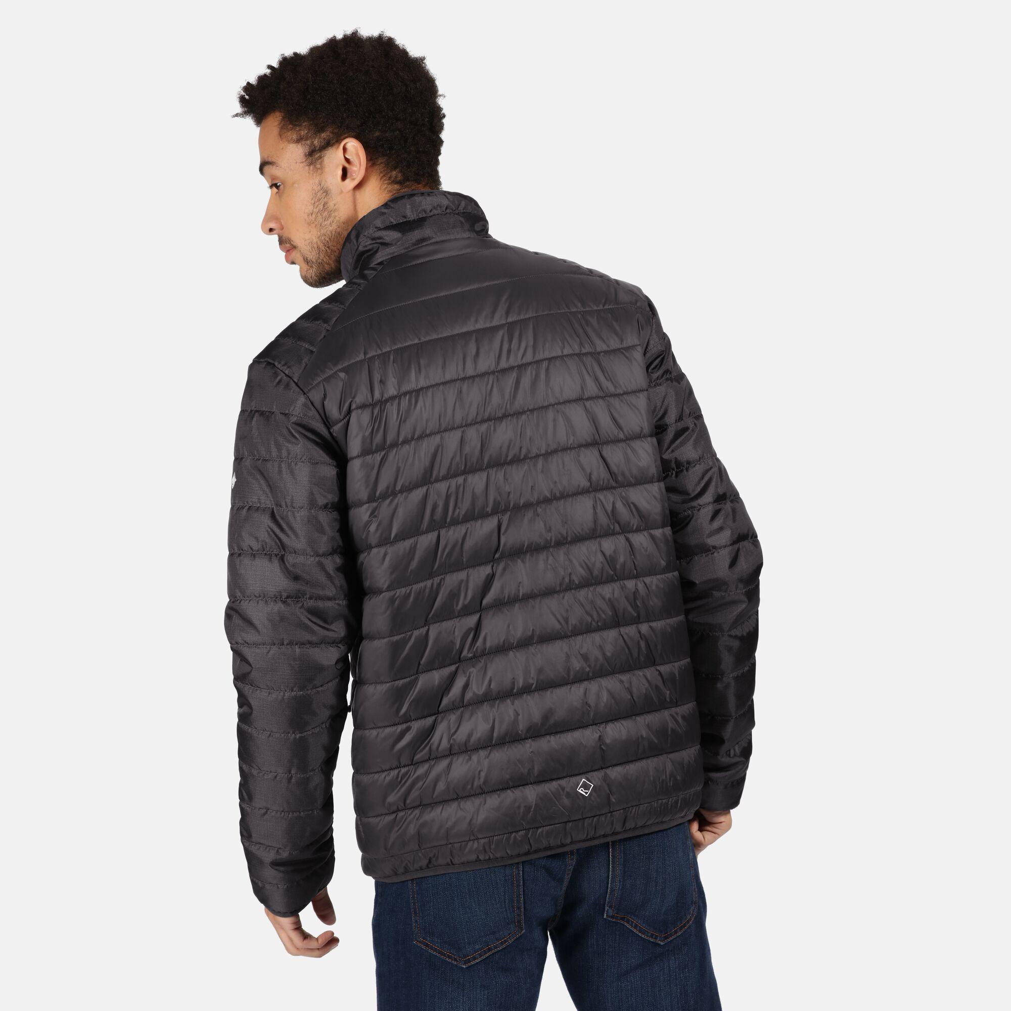 Regatta Mens Freezeway II Insulated Jacket (Ash)