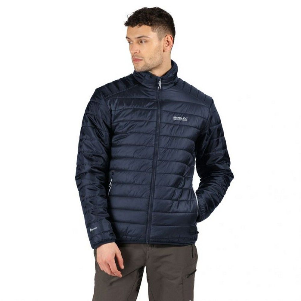 Regatta Mens Freezeway II Insulated Jacket (Nightfall Navy)