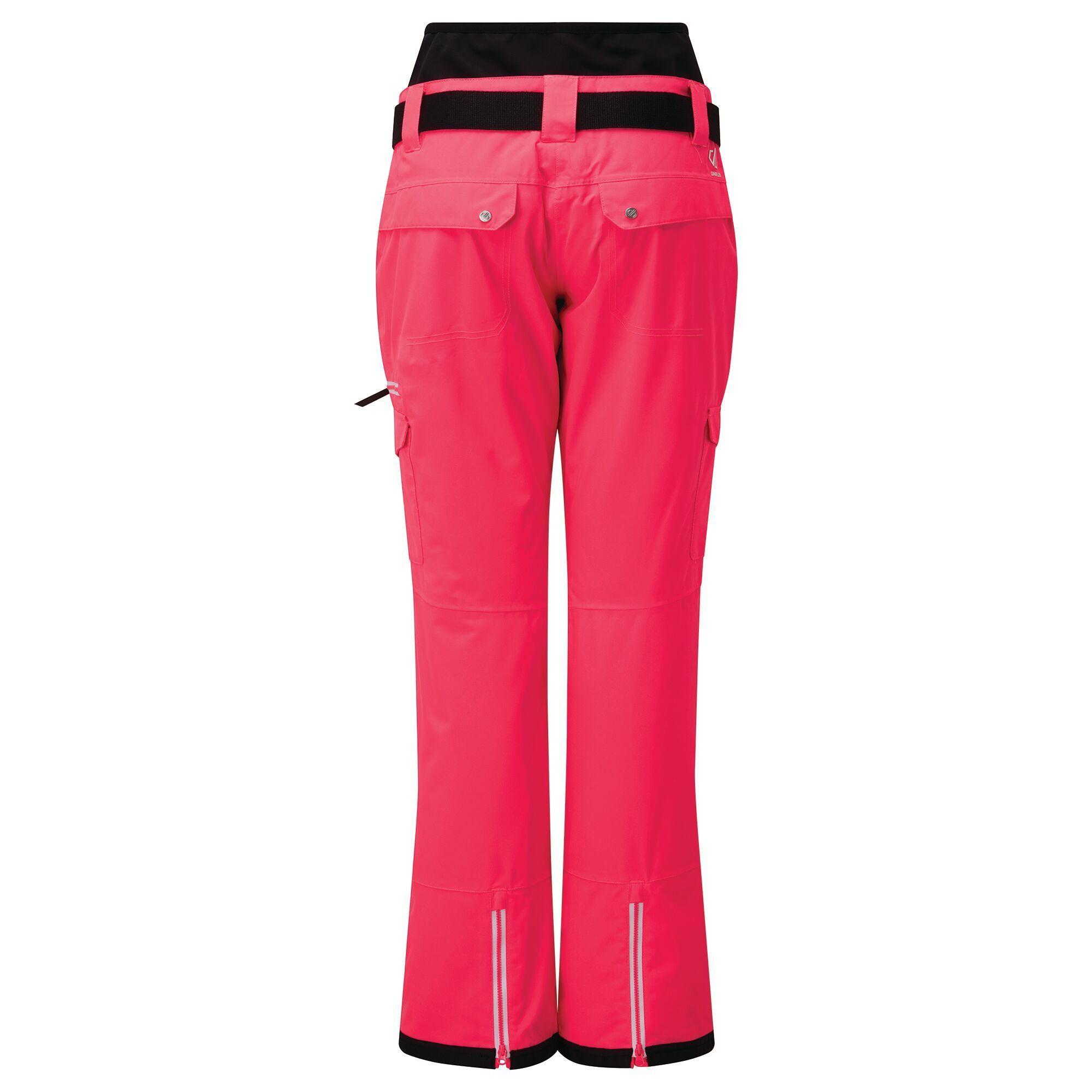 Dare 2B Womens/Ladies Liberty II Ski Trousers (Neon Pink)