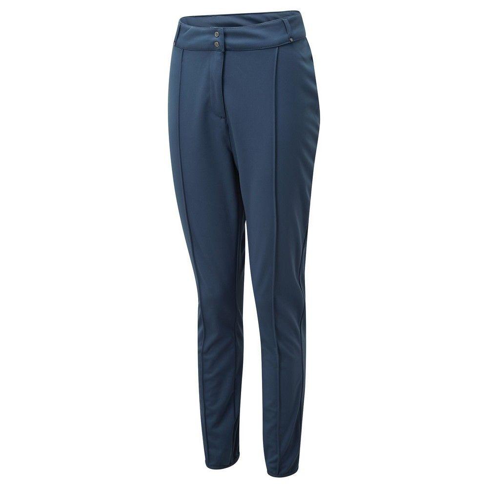 Dare 2B Womens/Ladies Sleek Ski Trousers (Dark Denim)