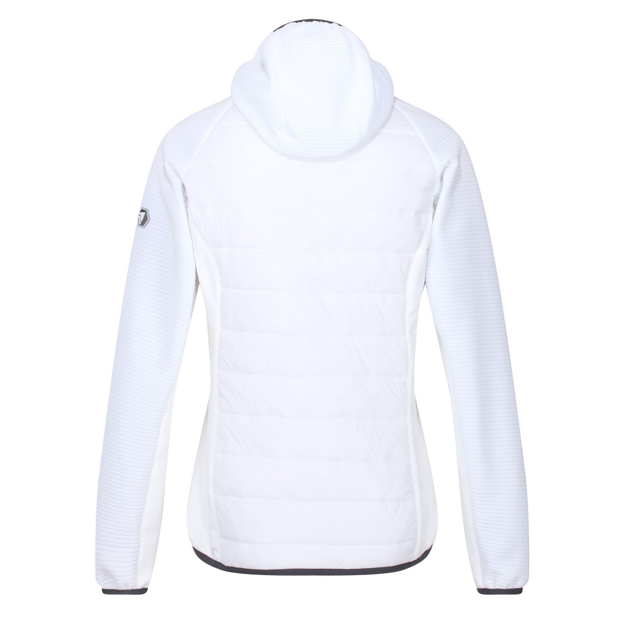 Regatta Womens/Ladies Anderson V Hybrid Walking Jacket (White)
